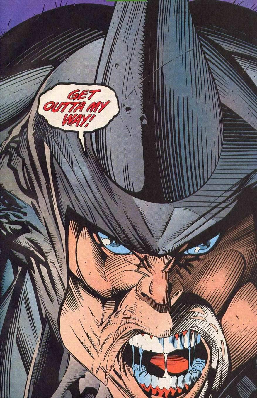 Read online Secret Defenders comic -  Issue #14 - 2