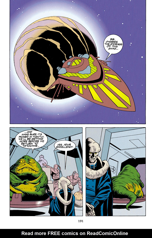 Read online Star Wars Omnibus comic -  Issue # Vol. 30 - 188