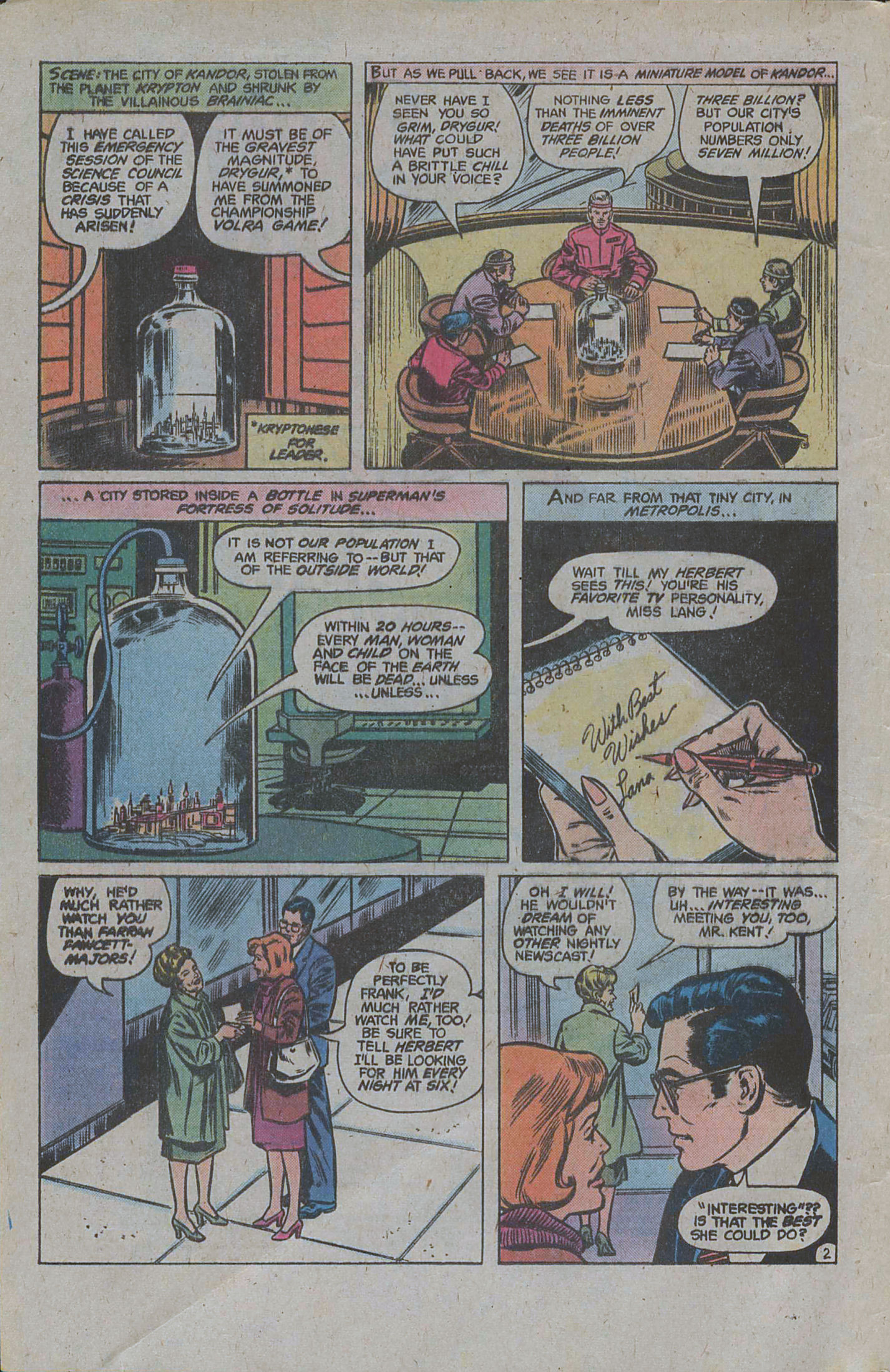 Read online Action Comics (1938) comic -  Issue #496 - 4