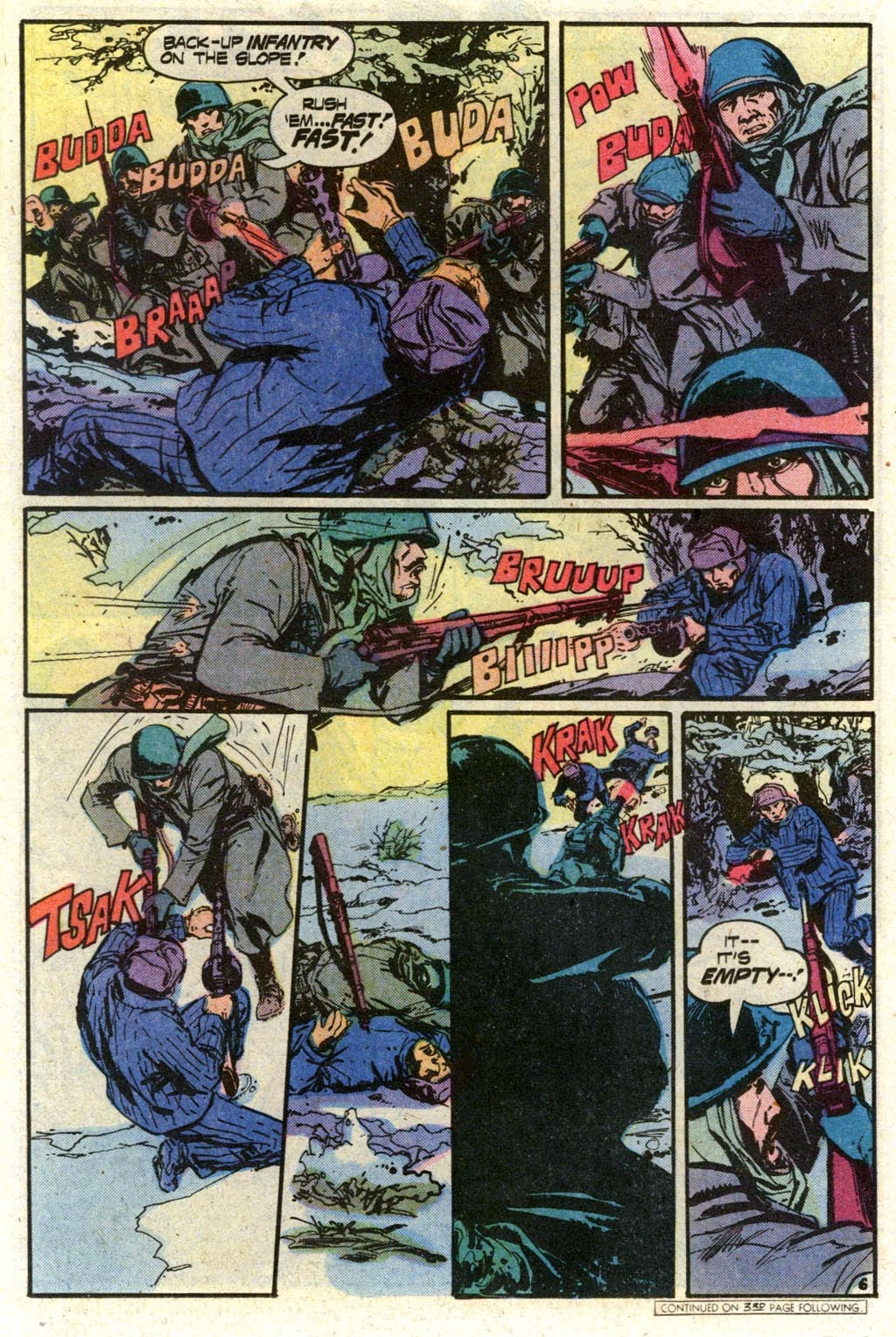Read online All-Out War comic -  Issue #4 - 40