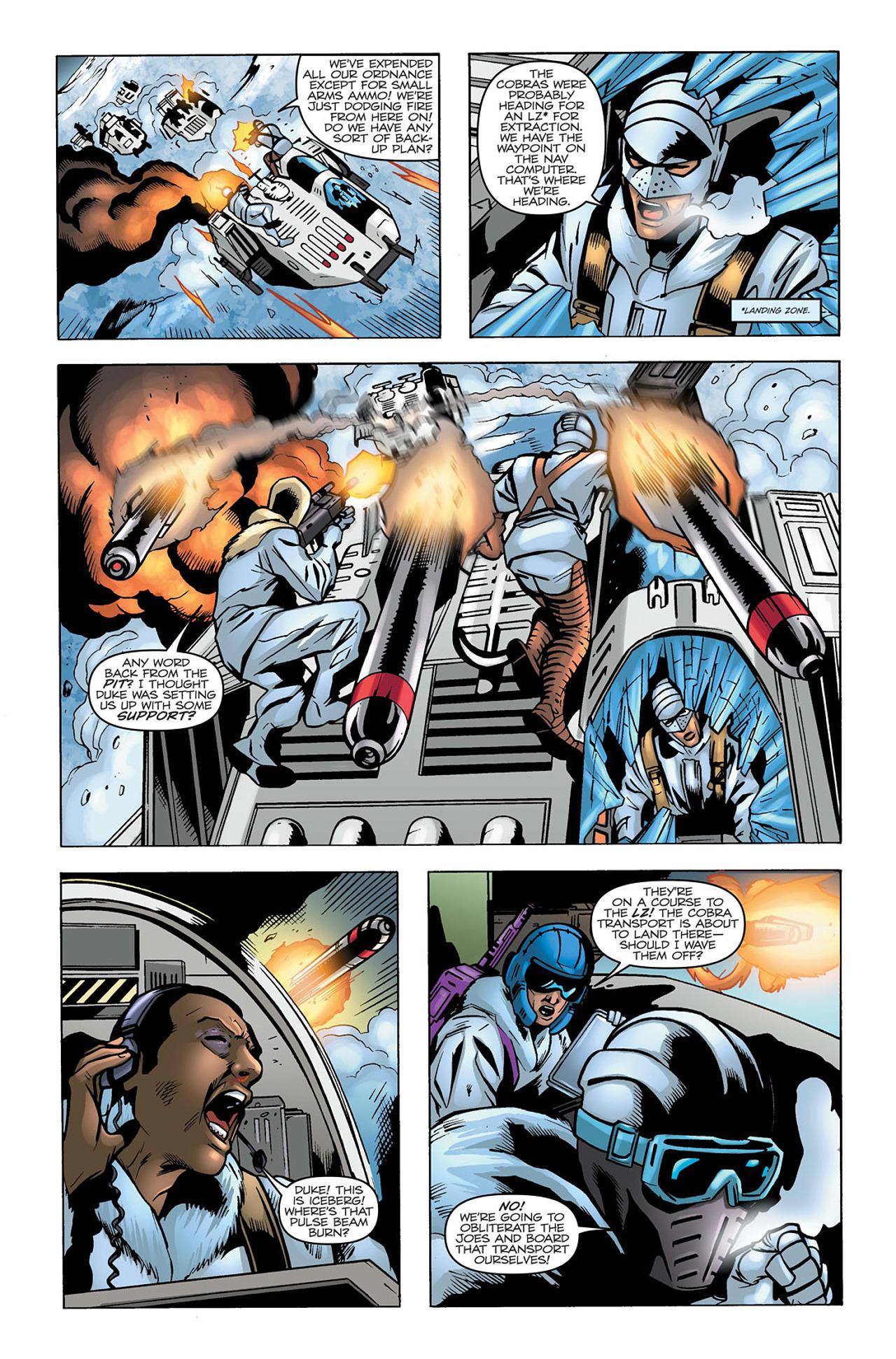 G.I. Joe: A Real American Hero 168 Page 22