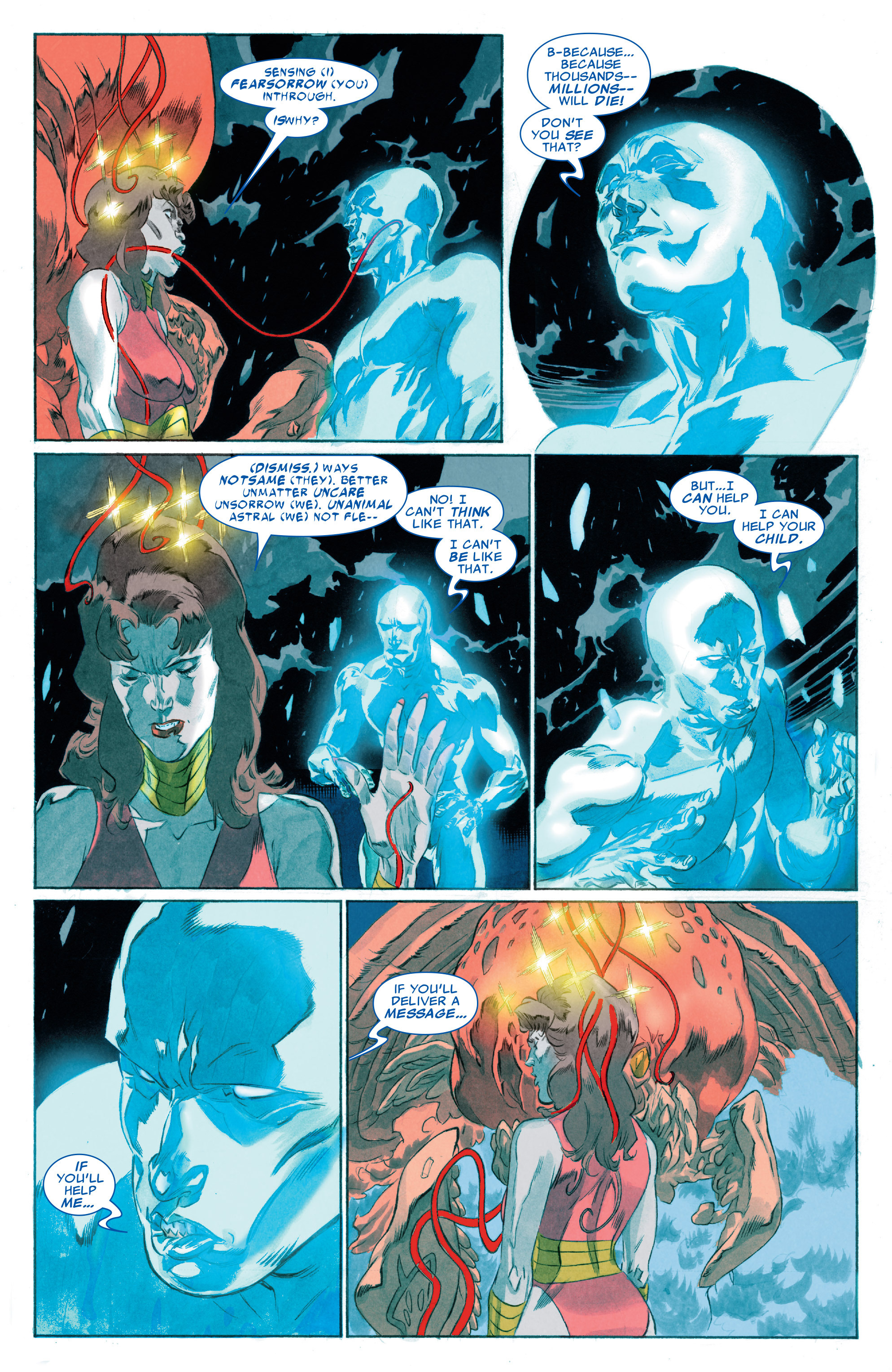 Read online Silver Surfer: In Thy Name comic -  Issue #3 - 15