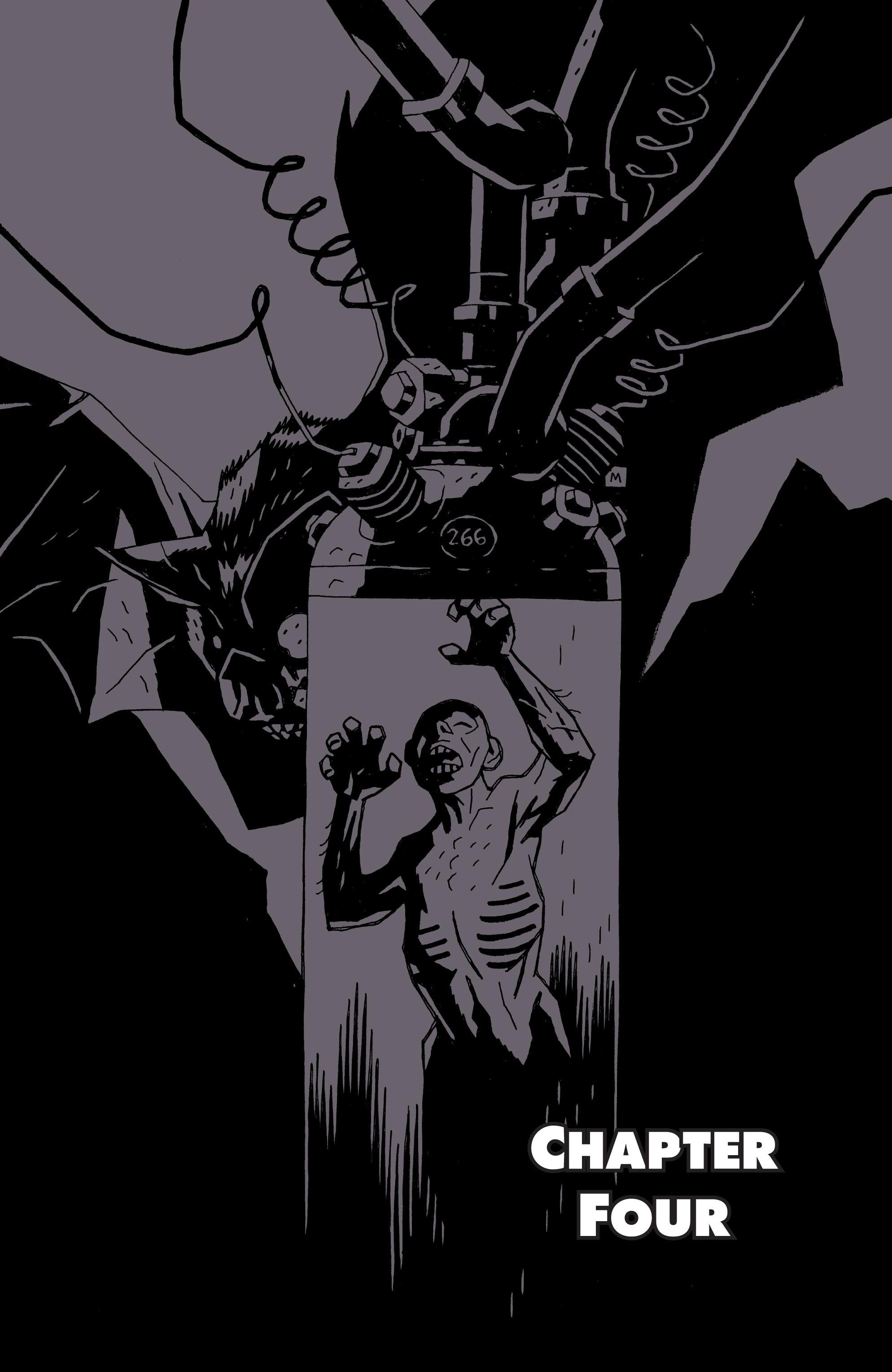 Read online B.P.R.D. (2003) comic -  Issue # TPB 9 - 84