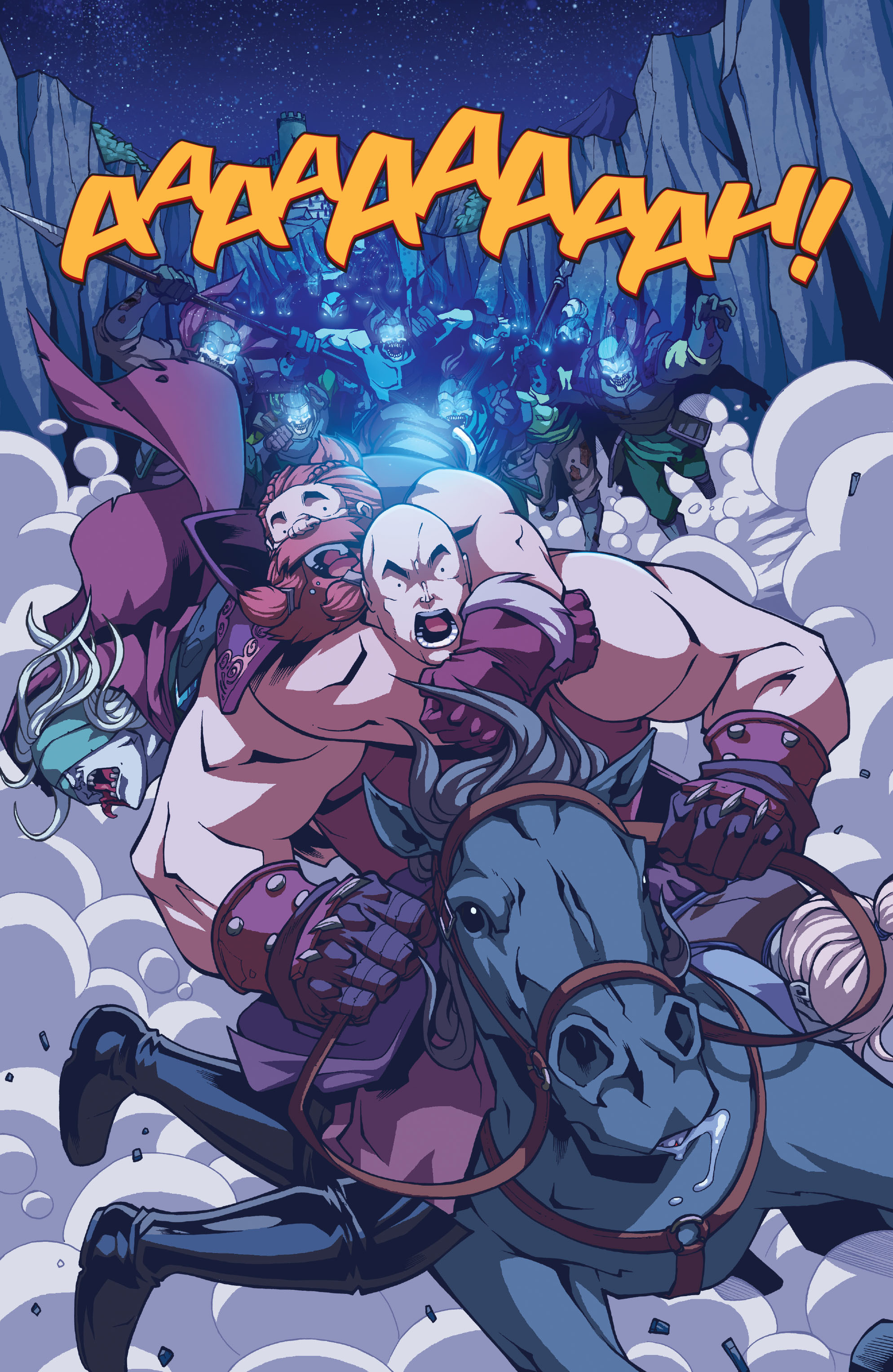 Read online Skullkickers comic -  Issue #5 - 3