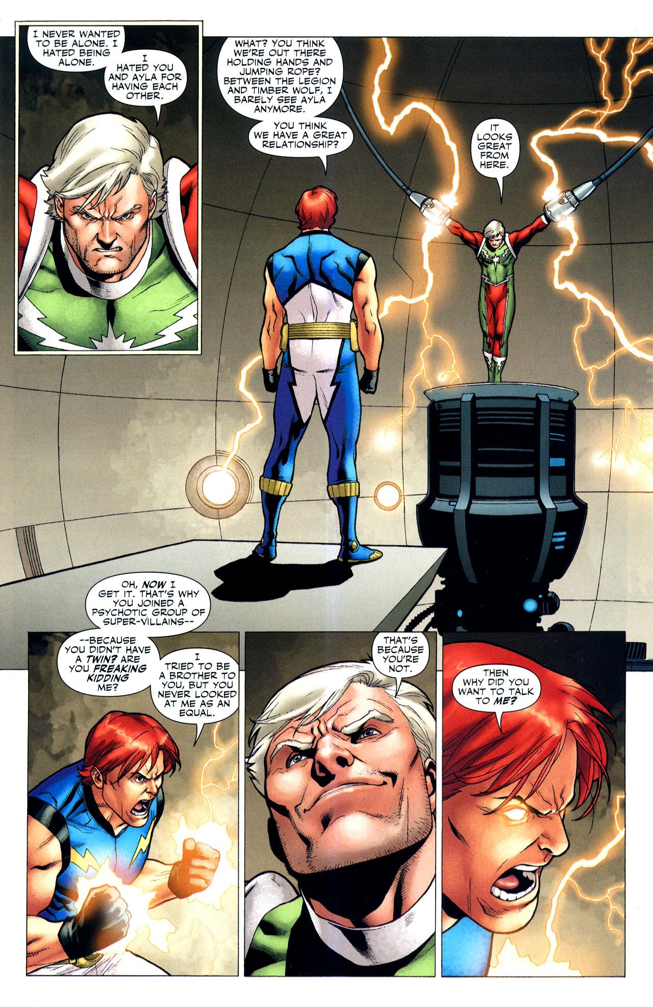 Read online Adventure Comics (2009) comic -  Issue #2 - 28