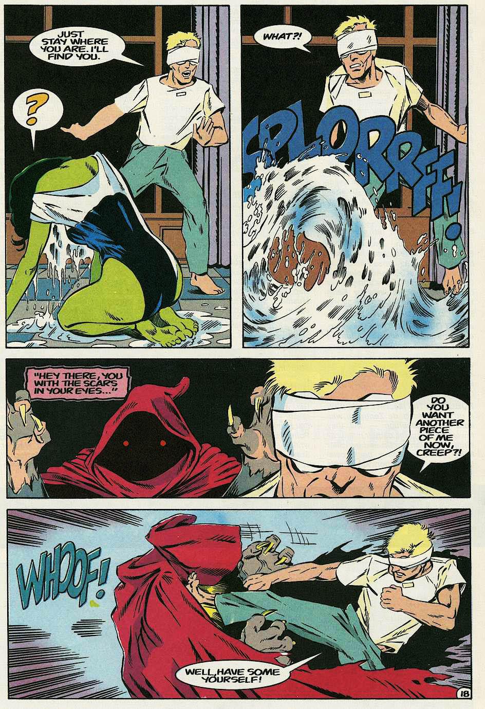Elementals (1984) issue 17 - Page 20