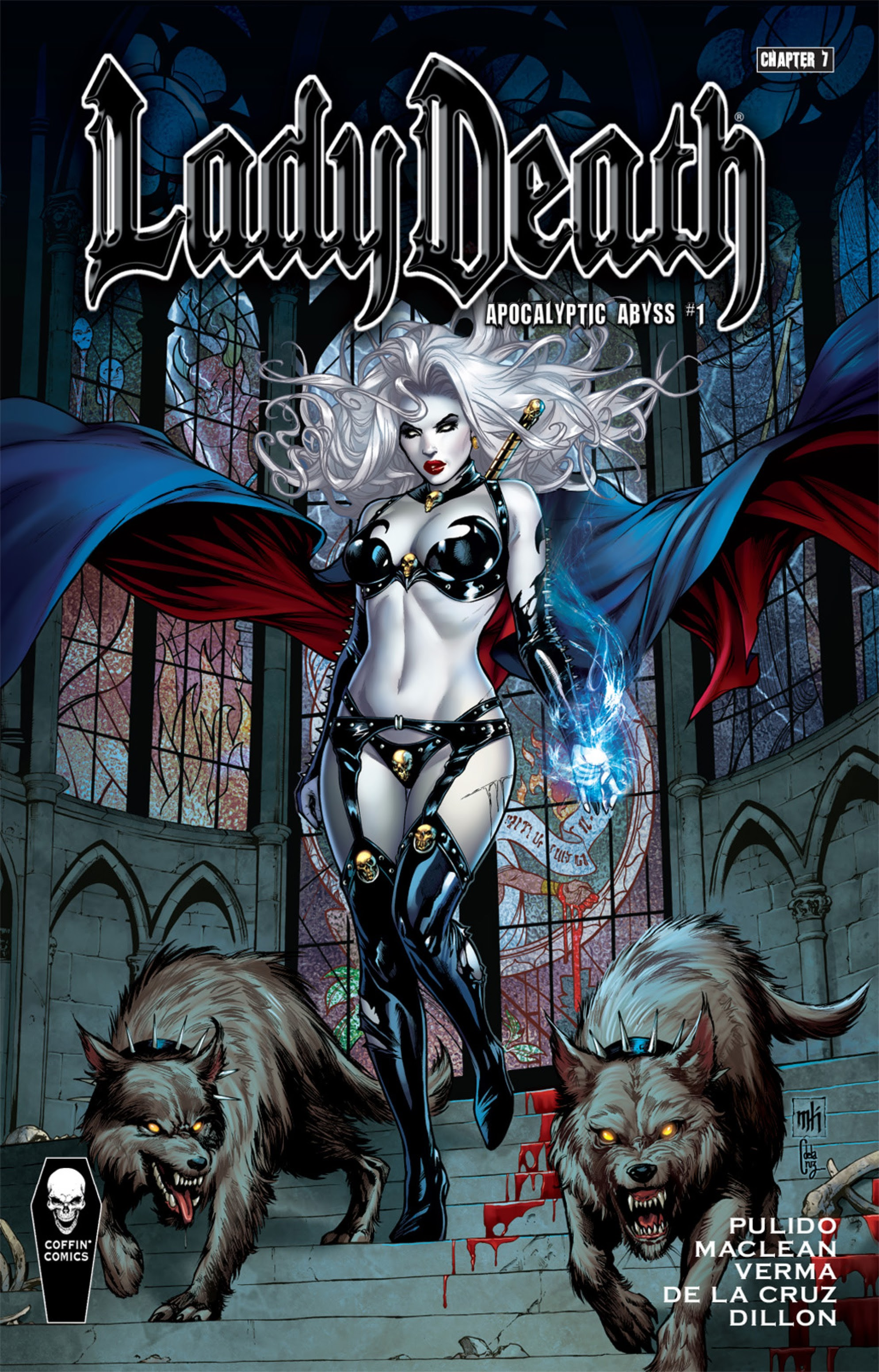 Lady Death: Apocalyptic Abyss 1 Page 1