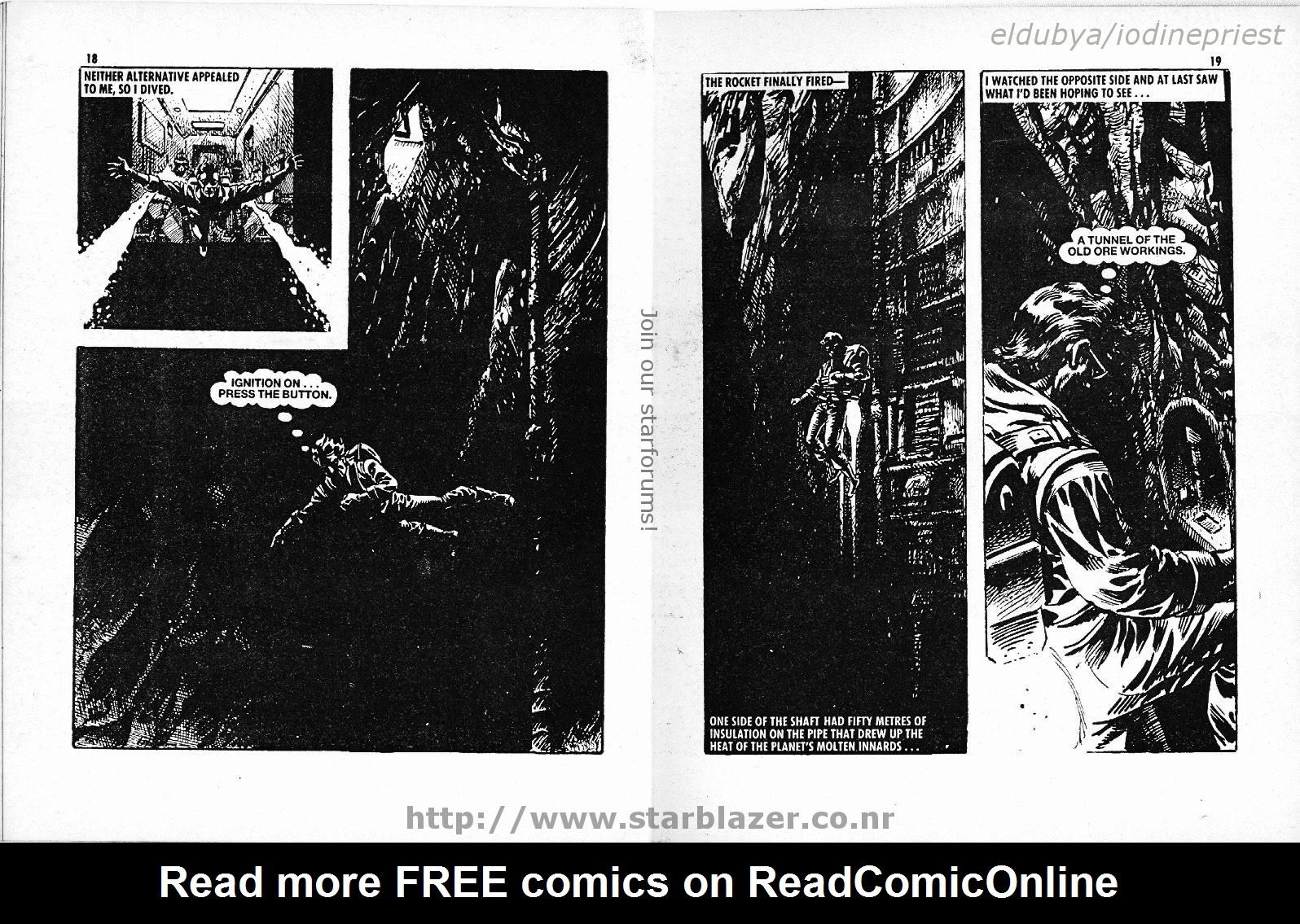 Starblazer issue 199 - Page 11