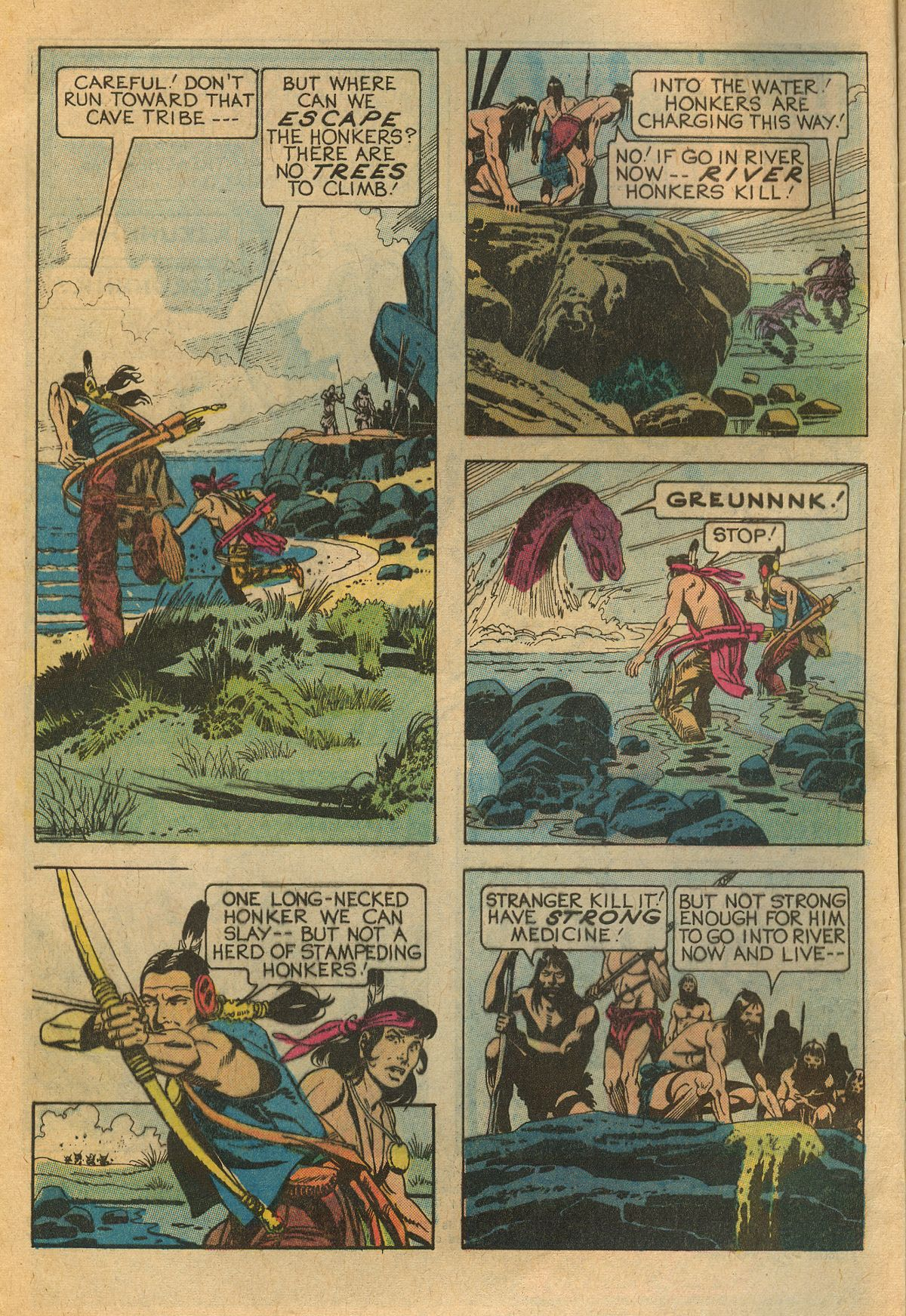 Read online Turok, Son of Stone comic -  Issue #111 - 4