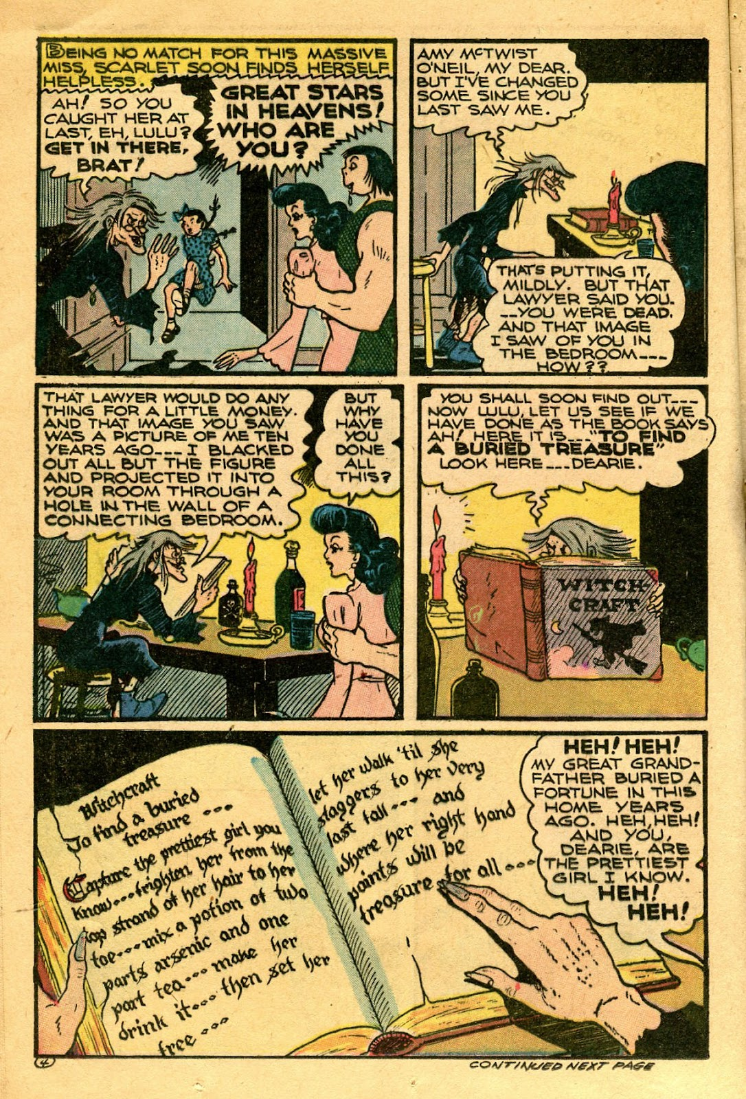Read online Famous Funnies comic -  Issue #122 - 16