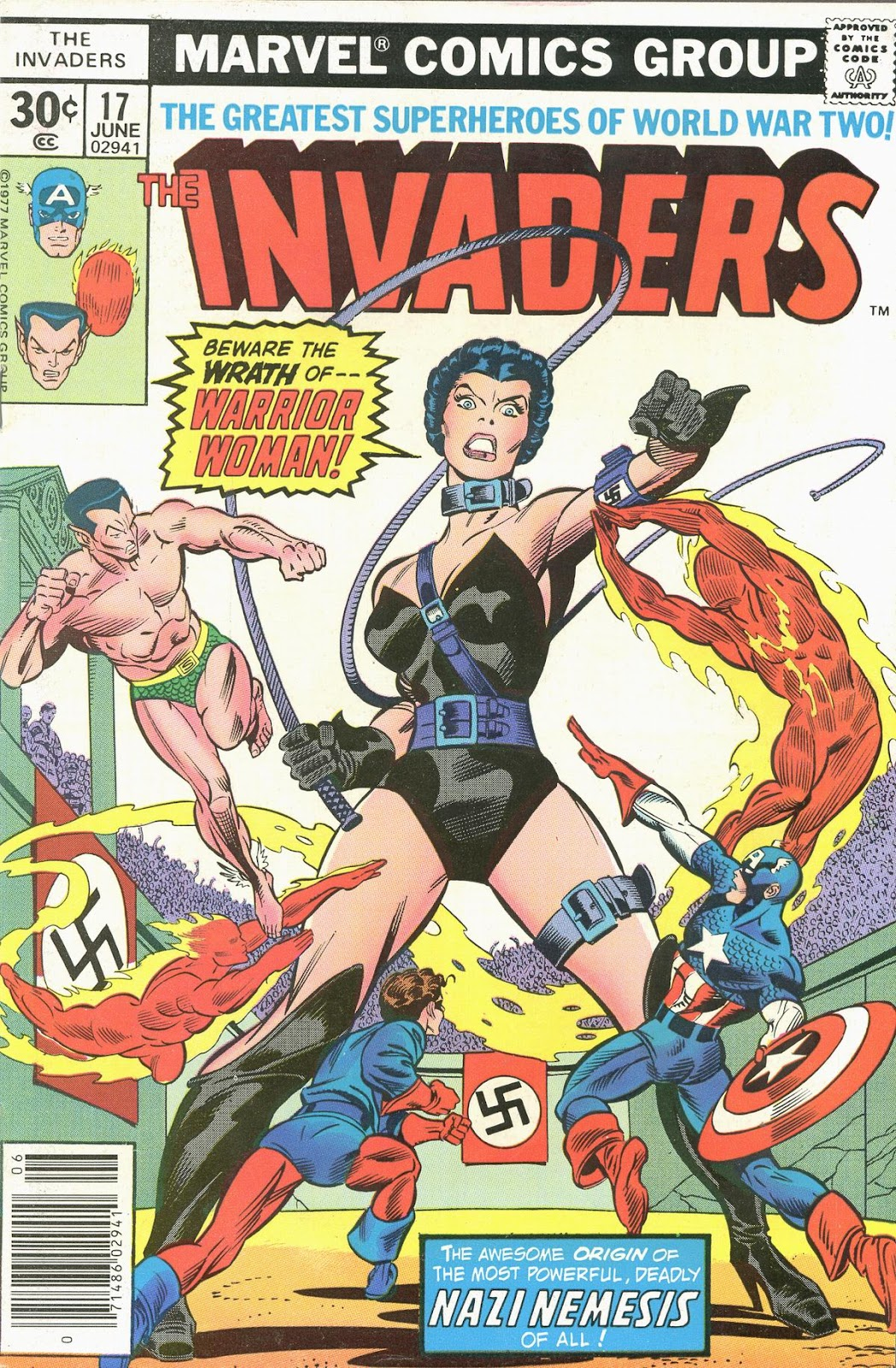The Invaders (1975) issue 17 - Page 1