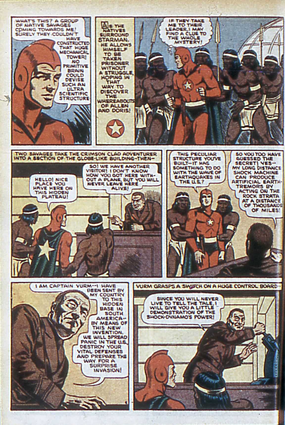 Read online Adventure Comics (1938) comic -  Issue #63 - 9
