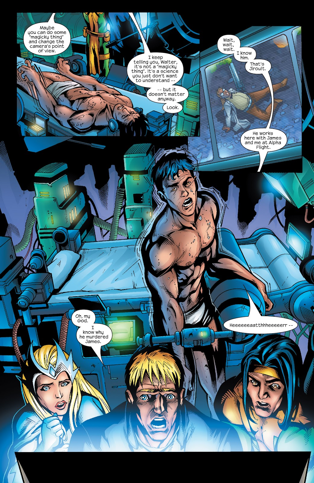 Read online X-Men: Unstoppable comic -  Issue # TPB (Part 3) - 98