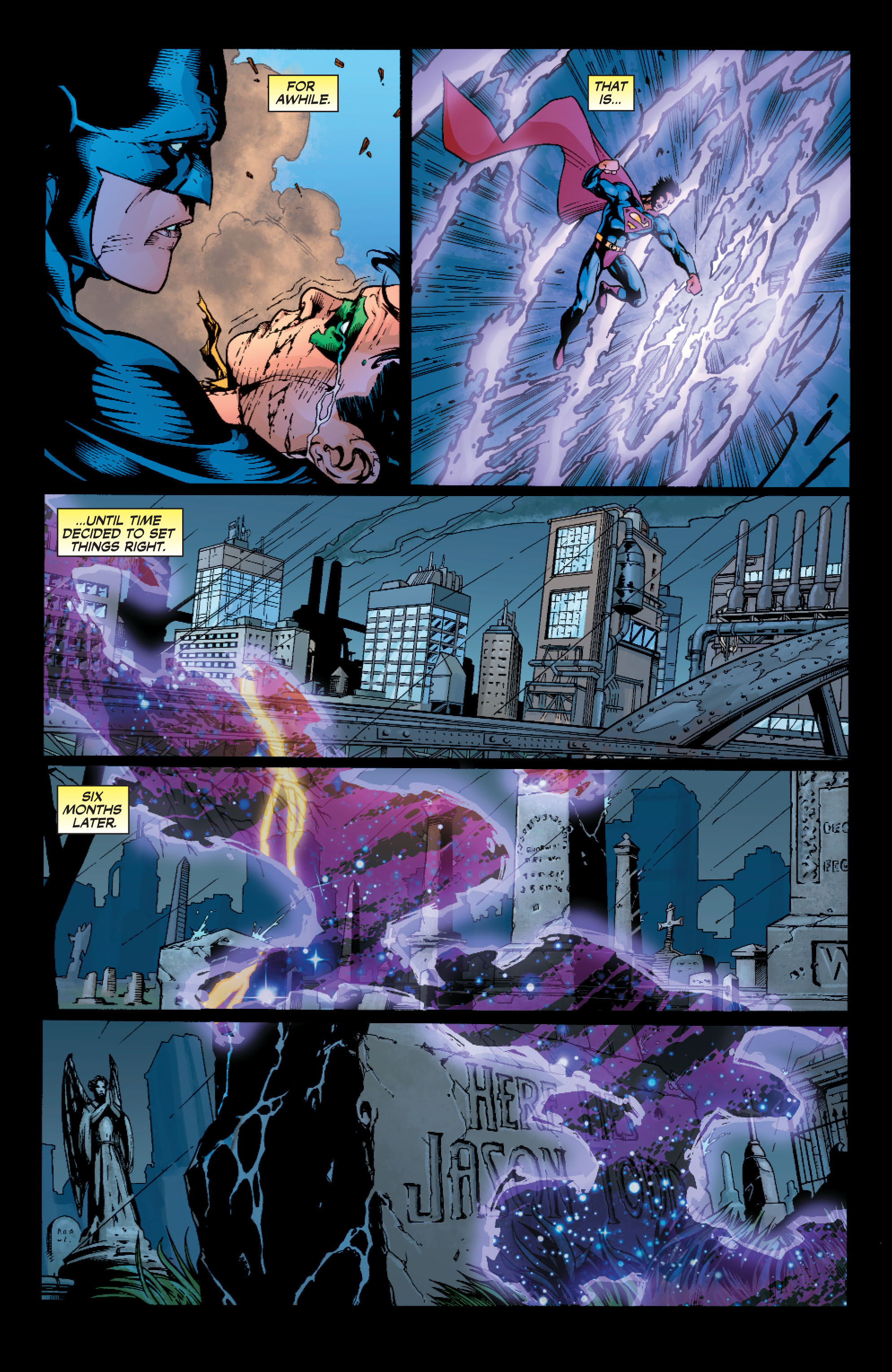 Read online Batman: Under The Red Hood comic -  Issue # Full - 327