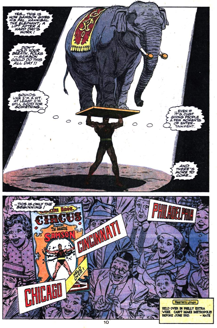 Action Comics (1938) 663 Page 10
