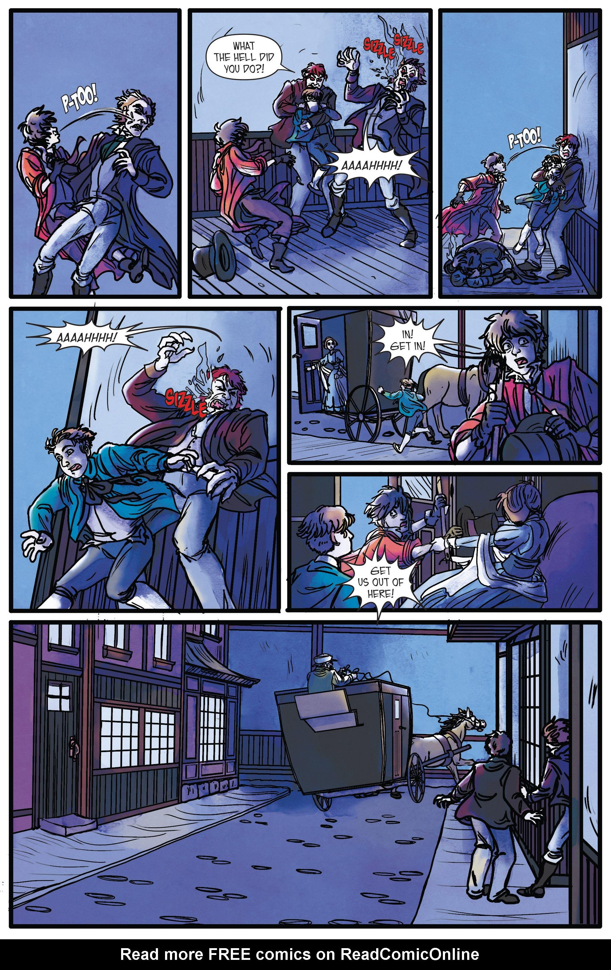 Read online Artful comic -  Issue #2 - 10