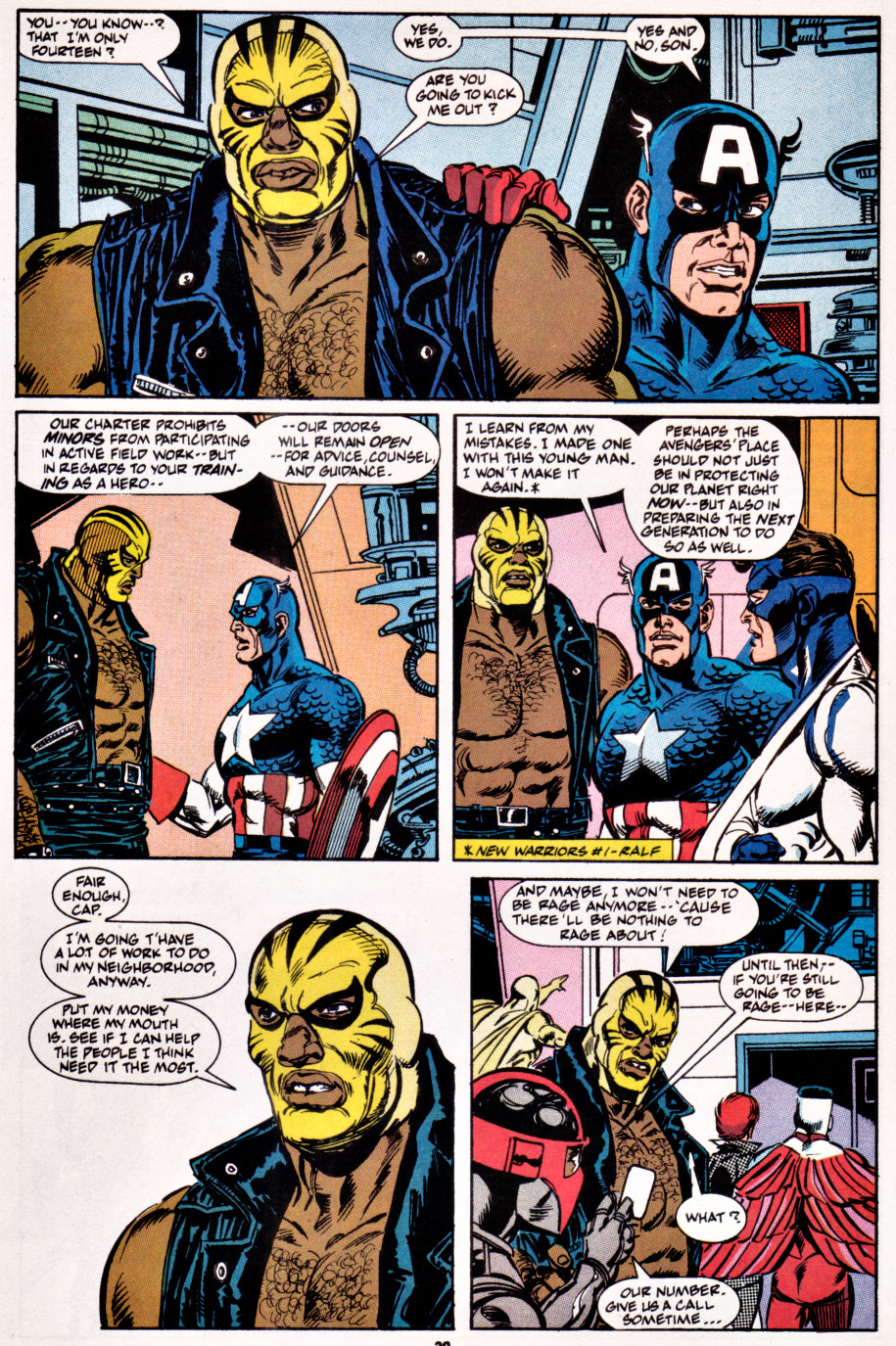 The Avengers (1963) 342 Page 21