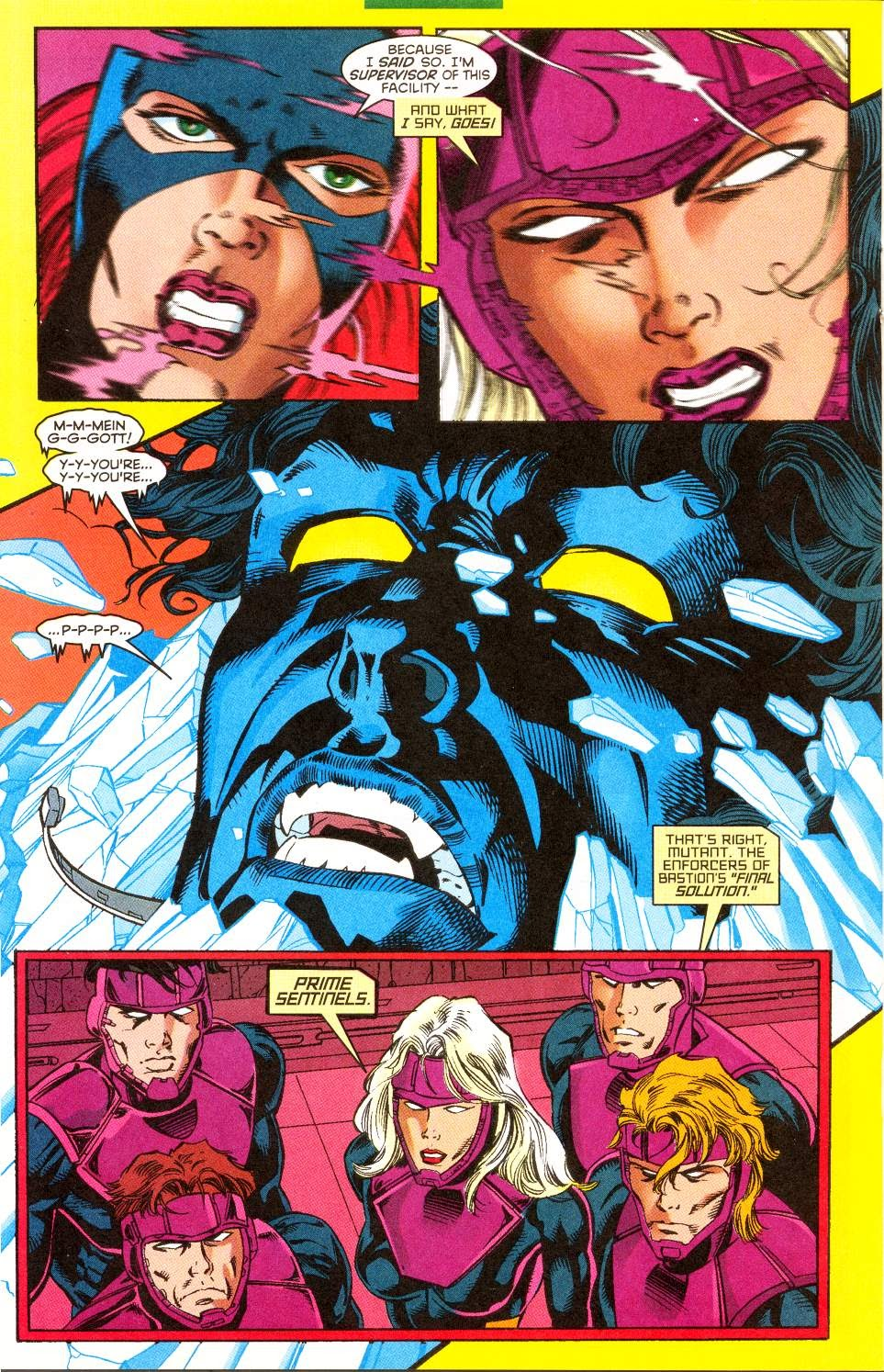 Excalibur (1988) issue 122 - Page 16