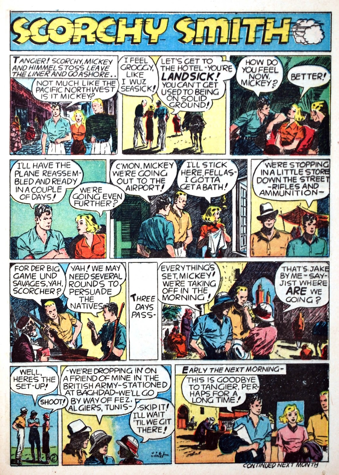 Read online Famous Funnies comic -  Issue #75 - 46