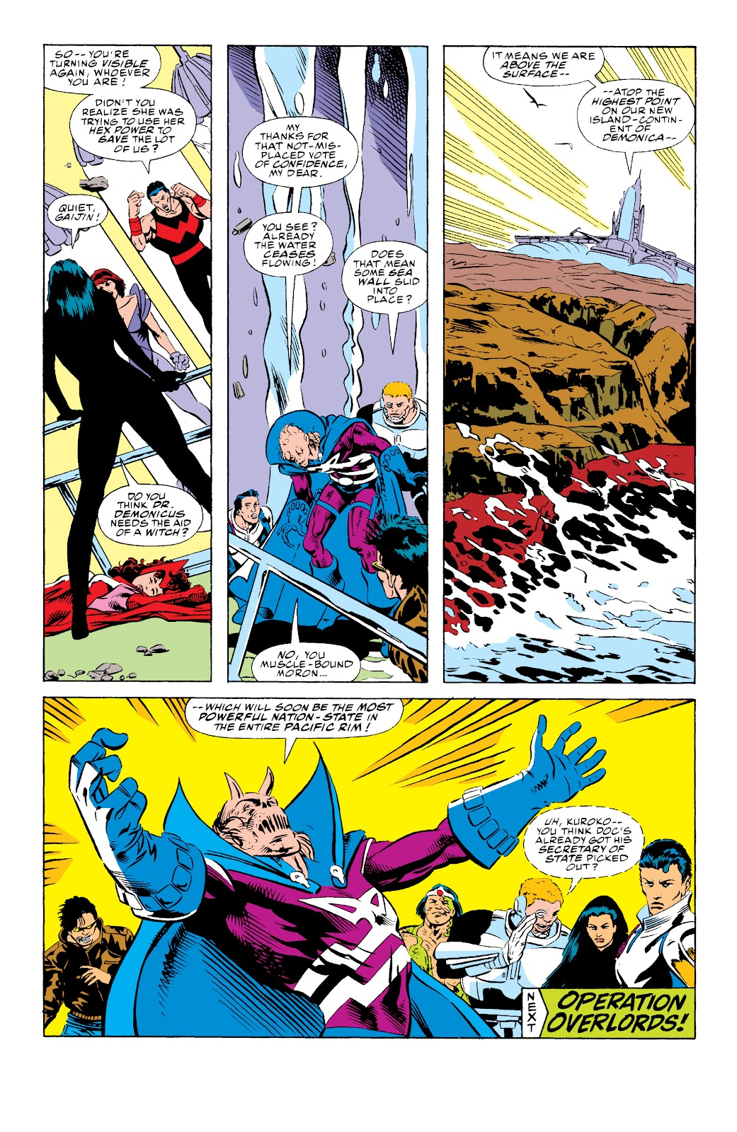 Avengers West Coast (1989) issue 73 - Page 23
