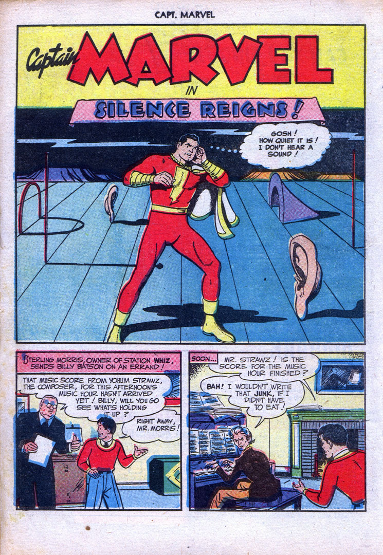 Captain Marvel Adventures issue 87 - Page 25
