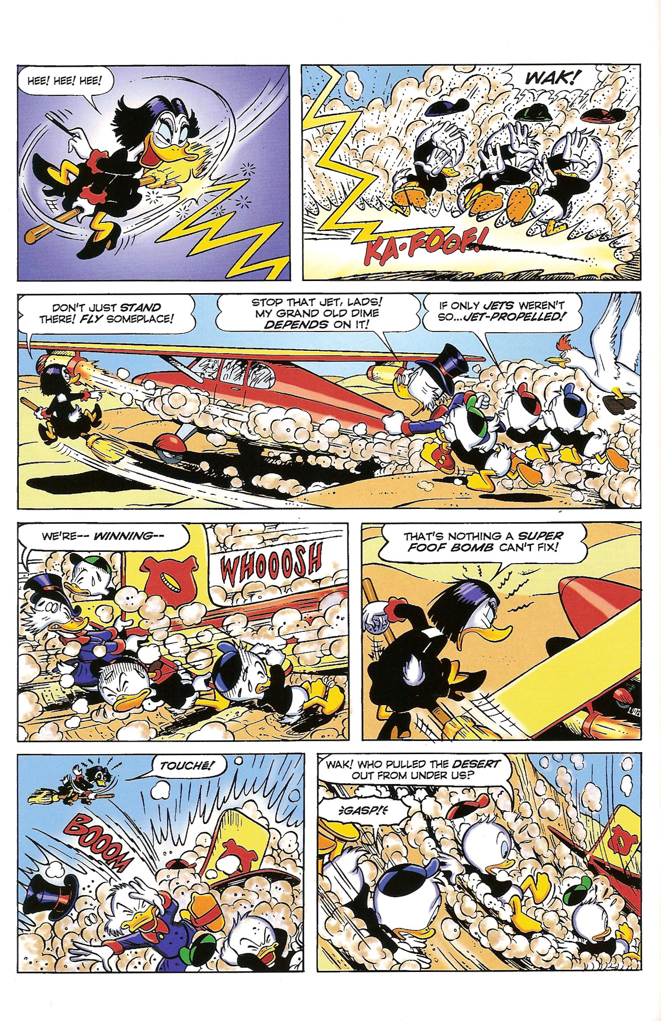 Read online Uncle Scrooge (1953) comic -  Issue #396 - 22