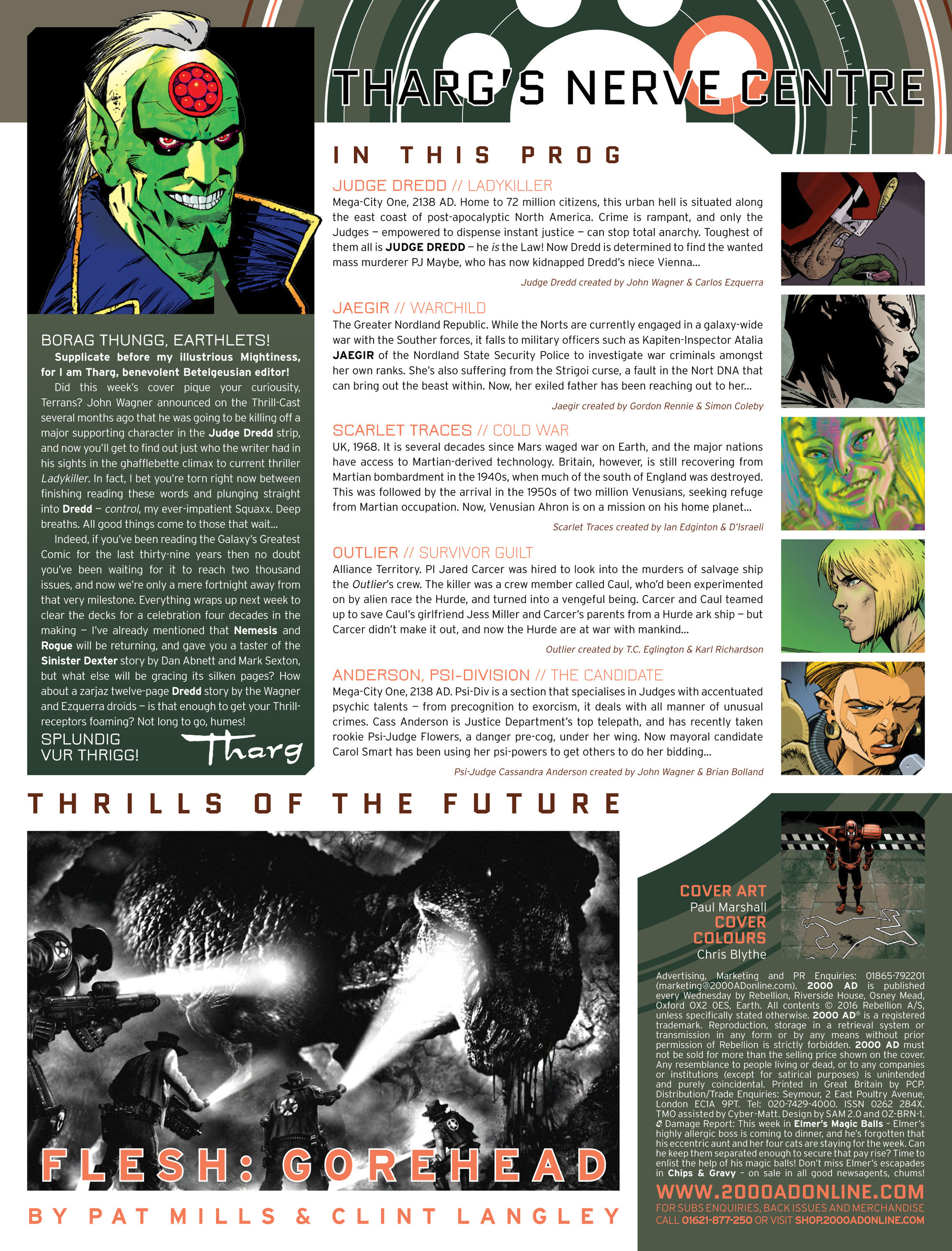 Read online 2000 AD comic -  Issue #1998 - 2
