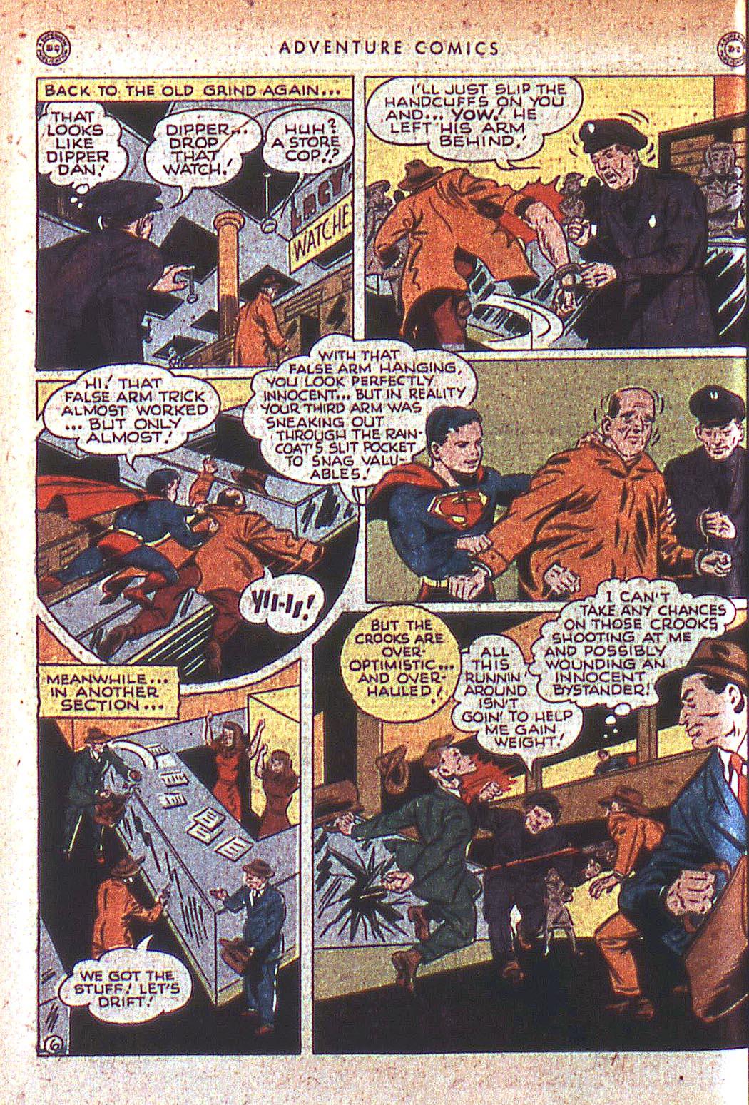 Read online Adventure Comics (1938) comic -  Issue #125 - 9