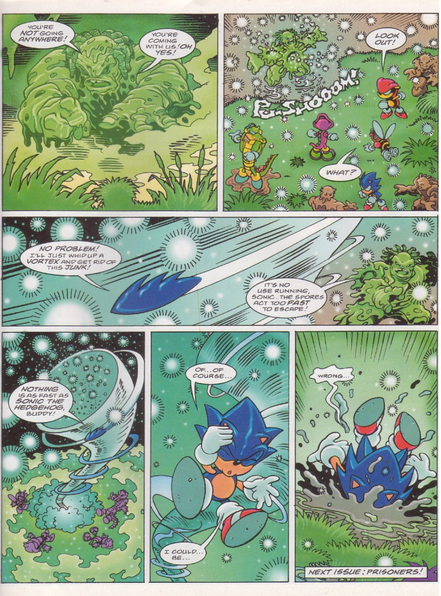 Read online Sonic the Comic comic -  Issue #136 - 9