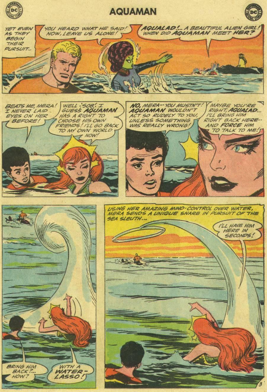 Read online Aquaman (1962) comic -  Issue #16 - 5