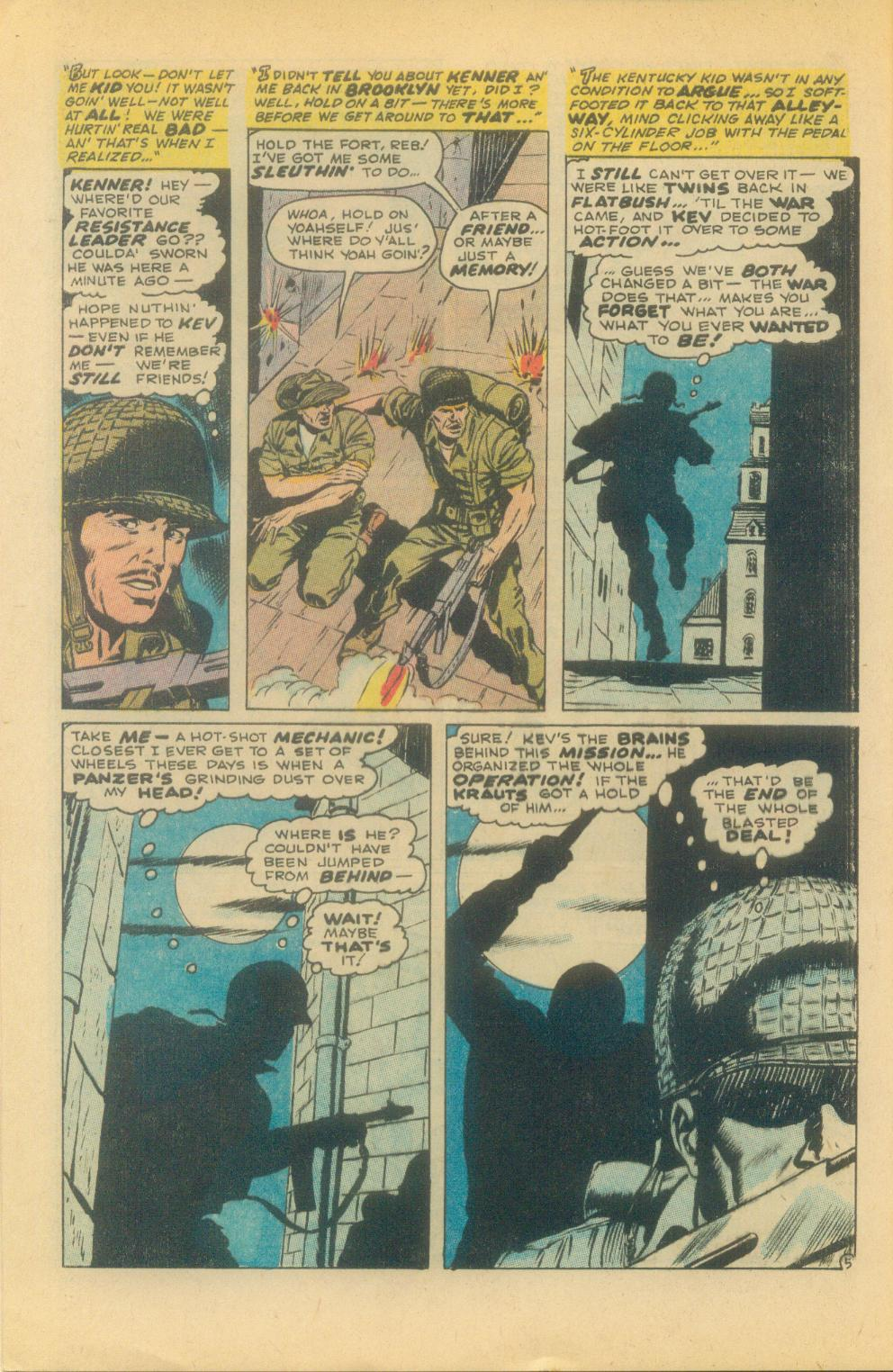Read online Sgt. Fury comic -  Issue #86 - 8