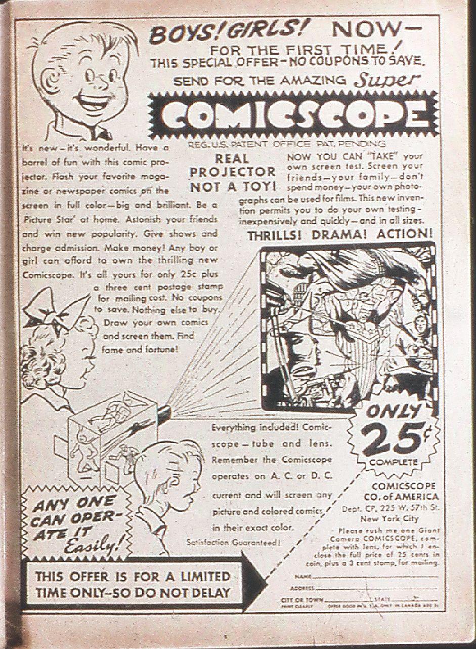 Read online Amazing Man Comics comic -  Issue #19 - 67