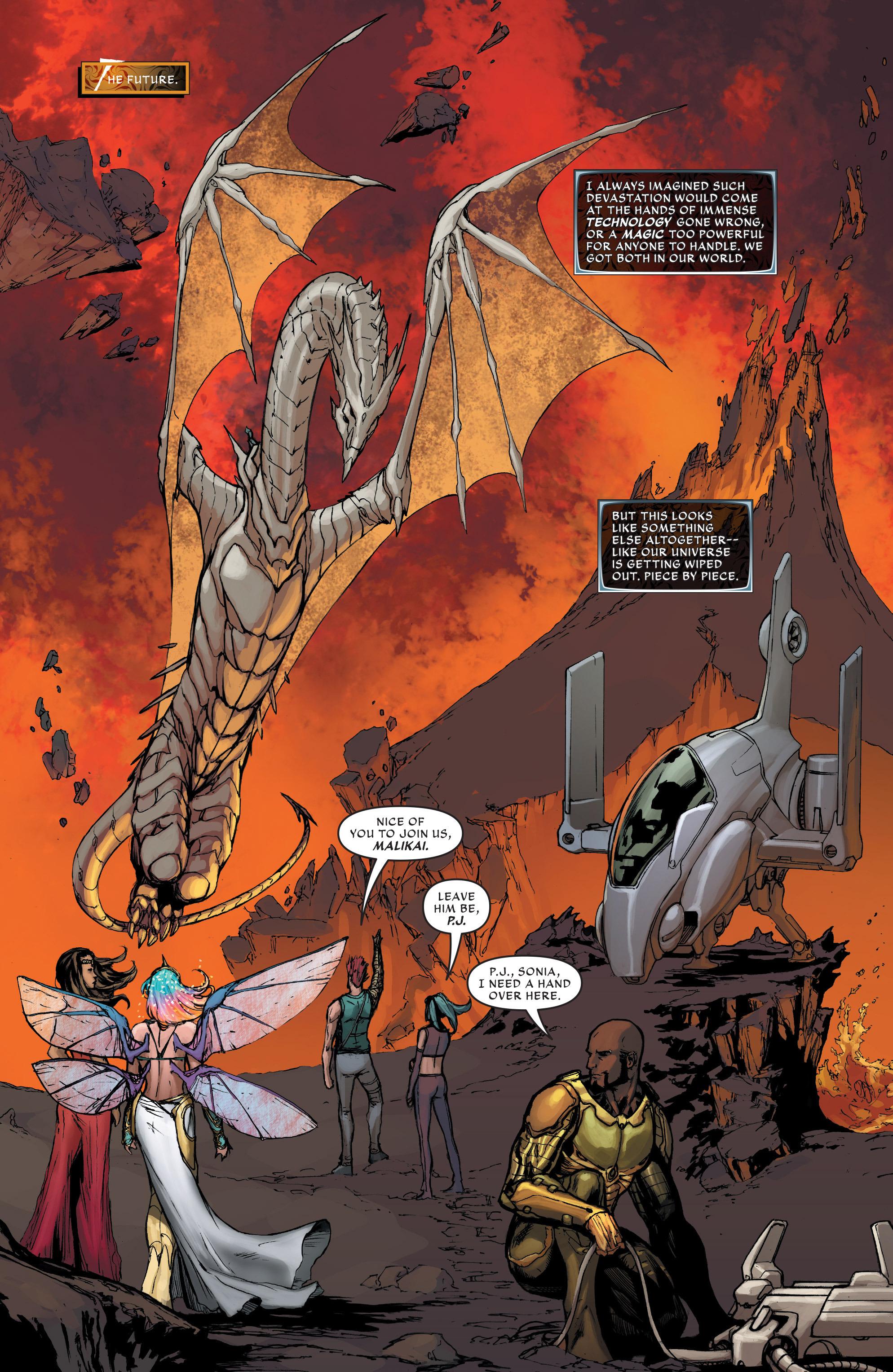 Read online Aspen Universe: Revelations comic -  Issue #1 - 6