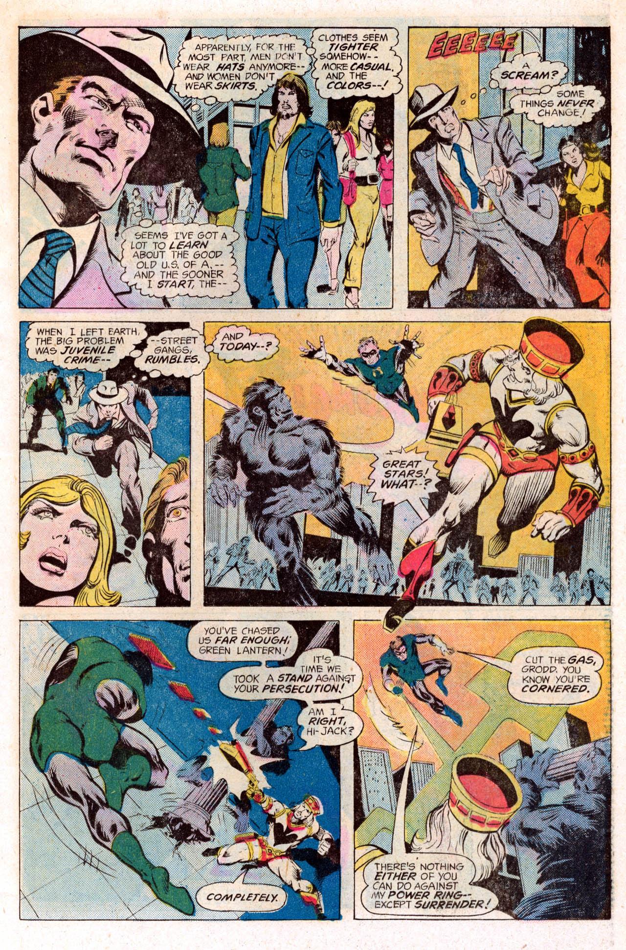 Read online Secret Society of Super-Villains comic -  Issue #2 - 5