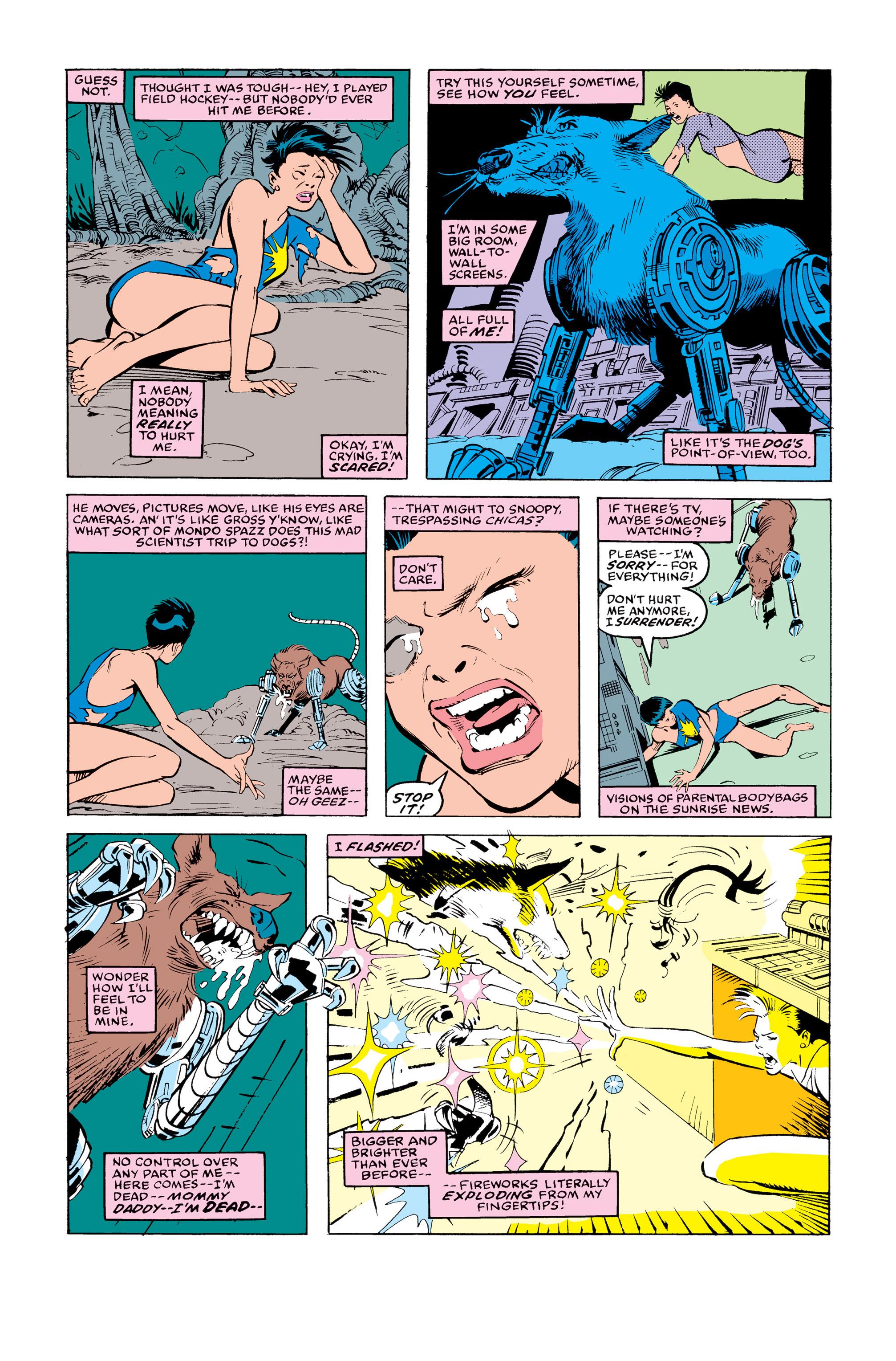 Read online Uncanny X-Men (1963) comic -  Issue # _Annual 13 - 51