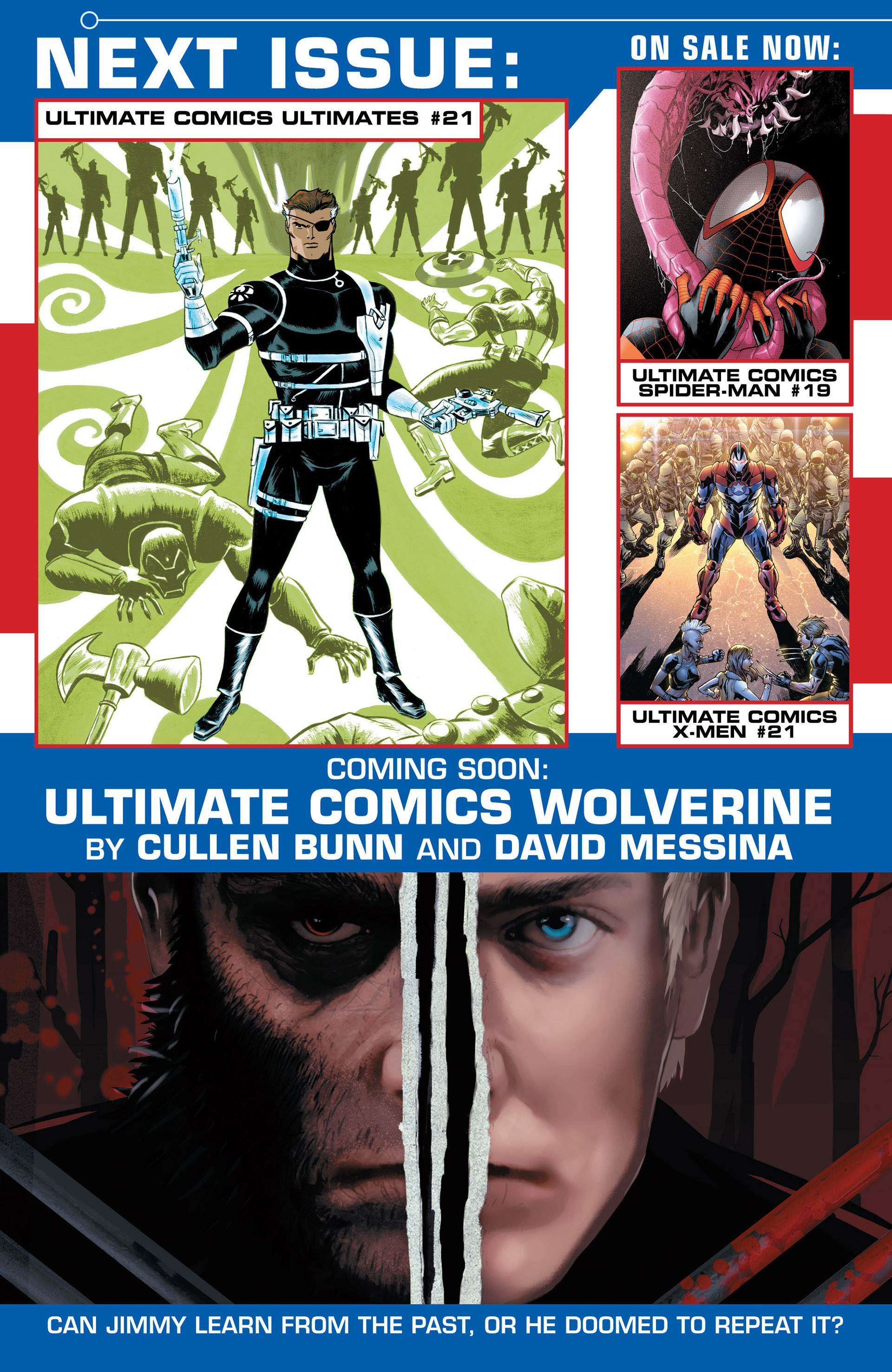 Read online Ultimate Comics Ultimates comic -  Issue #20 - 23