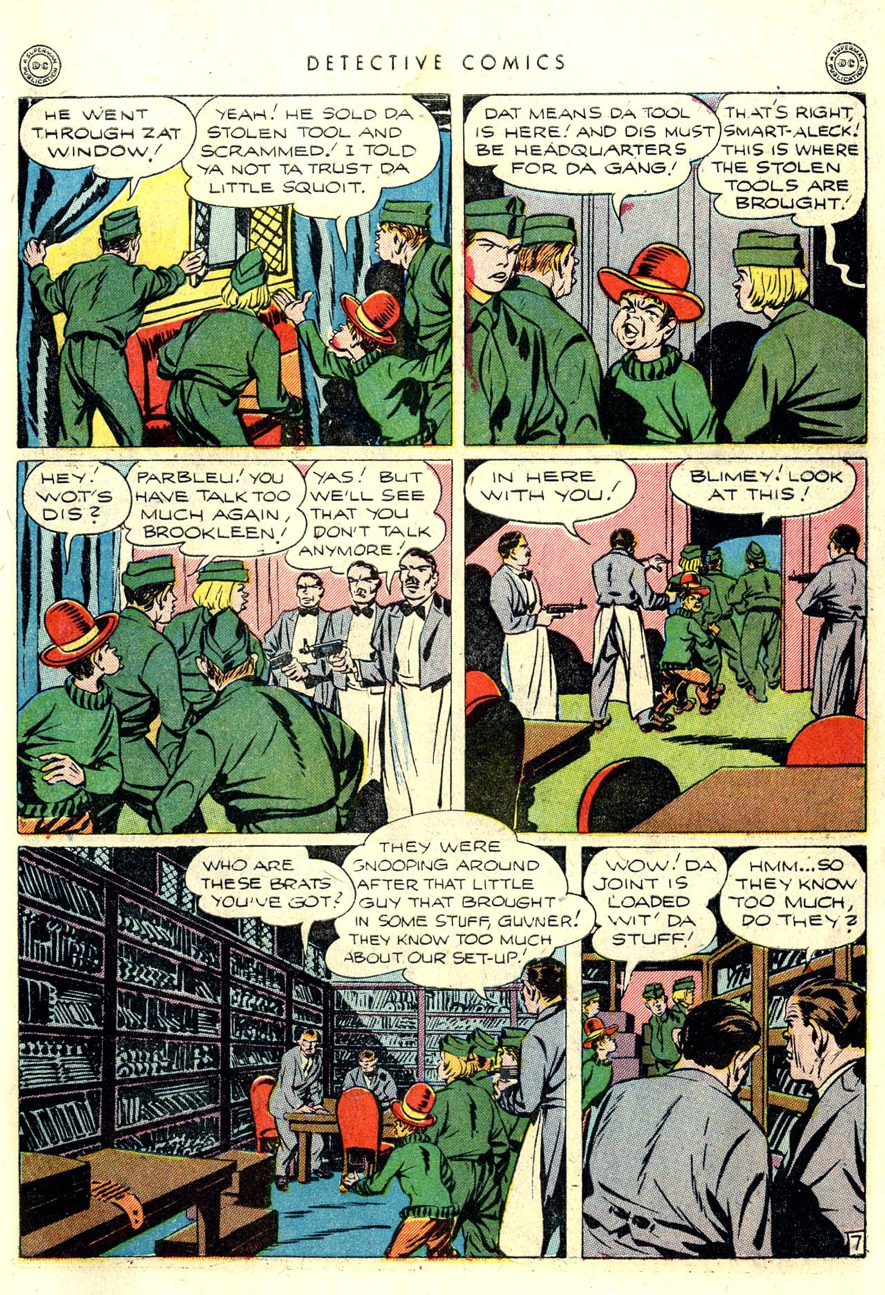 Read online Detective Comics (1937) comic -  Issue #100 - 44