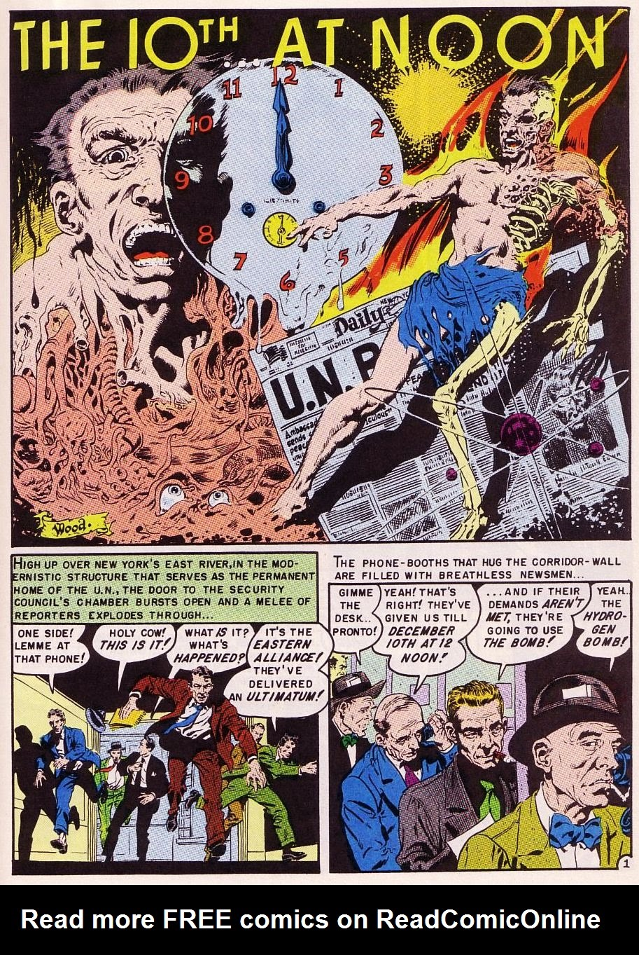 Weird Fantasy (1951) issue 11 - Page 18