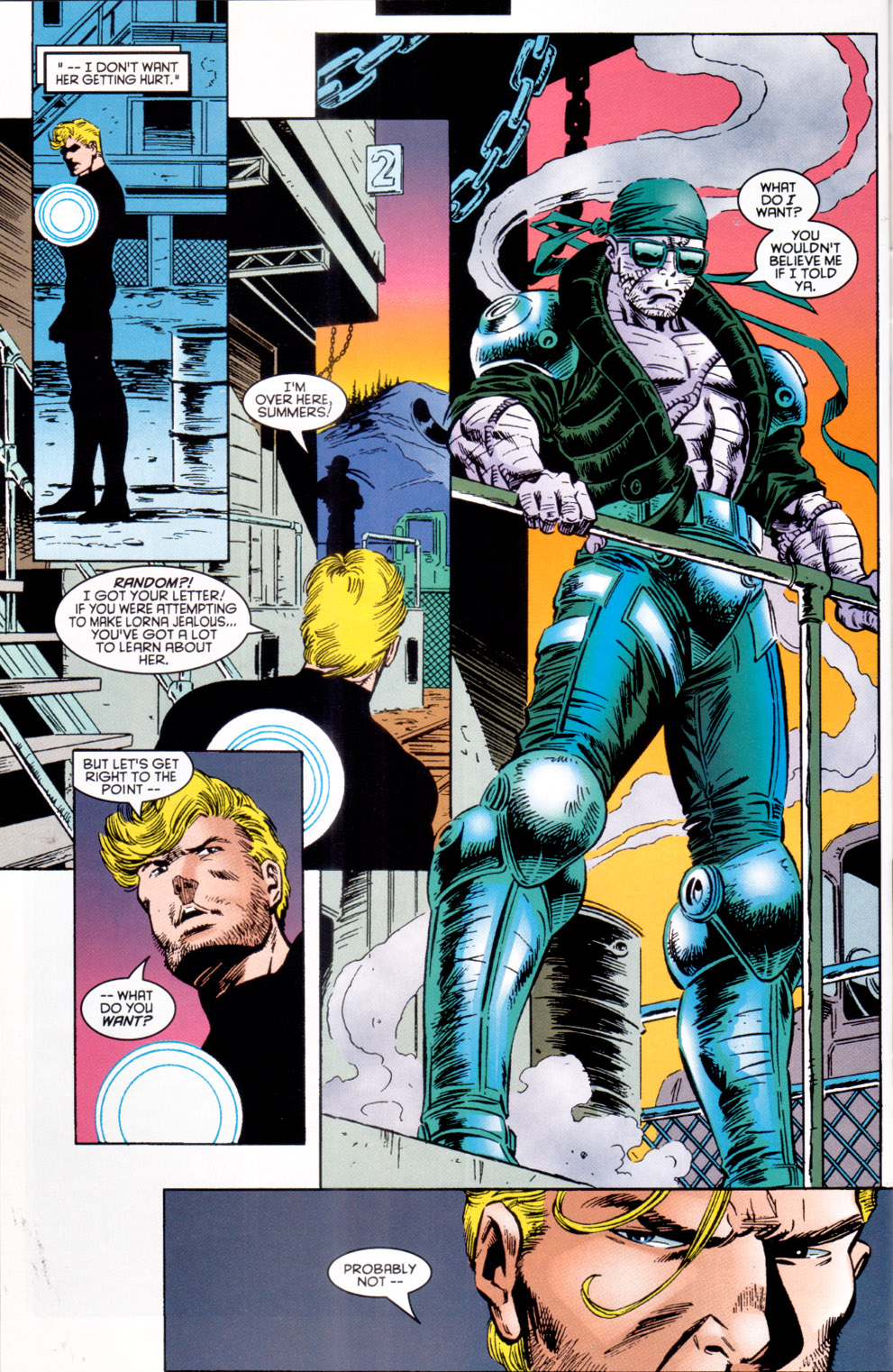 Read online X-Factor (1986) comic -  Issue #117 - 18