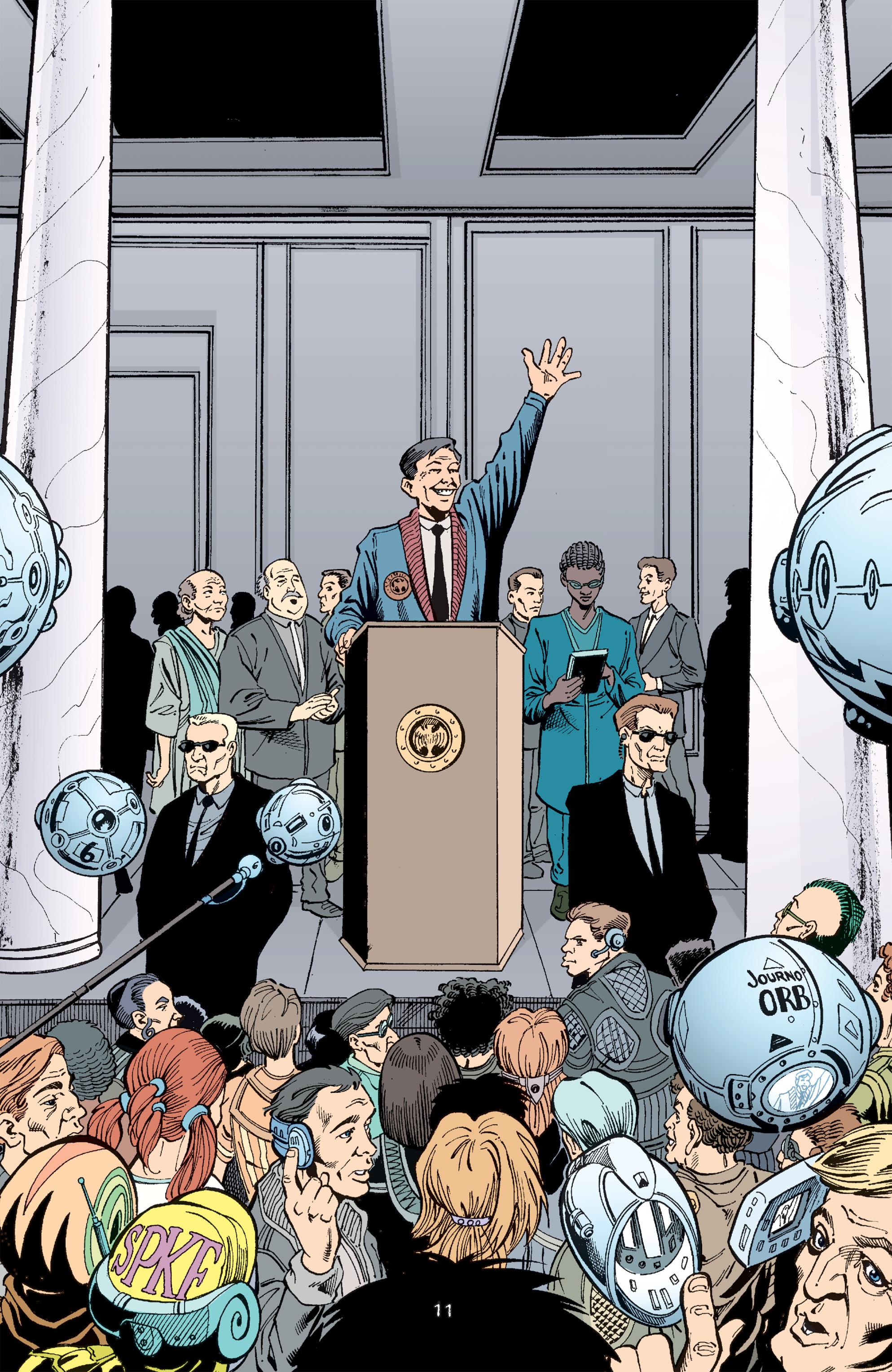 Read online Transmetropolitan comic -  Issue #47 - 12
