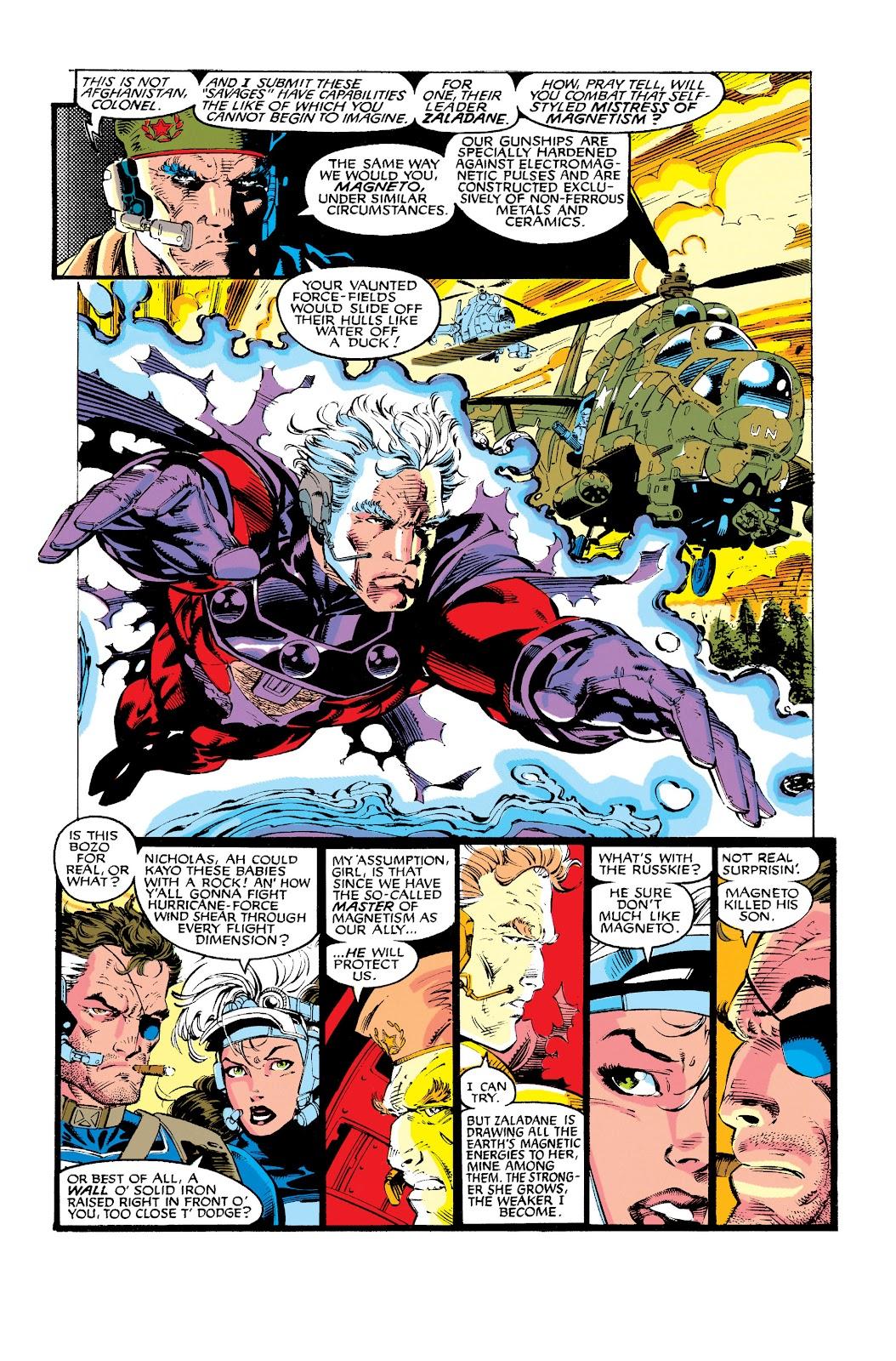 Uncanny X-Men (1963) issue 275 - Page 16