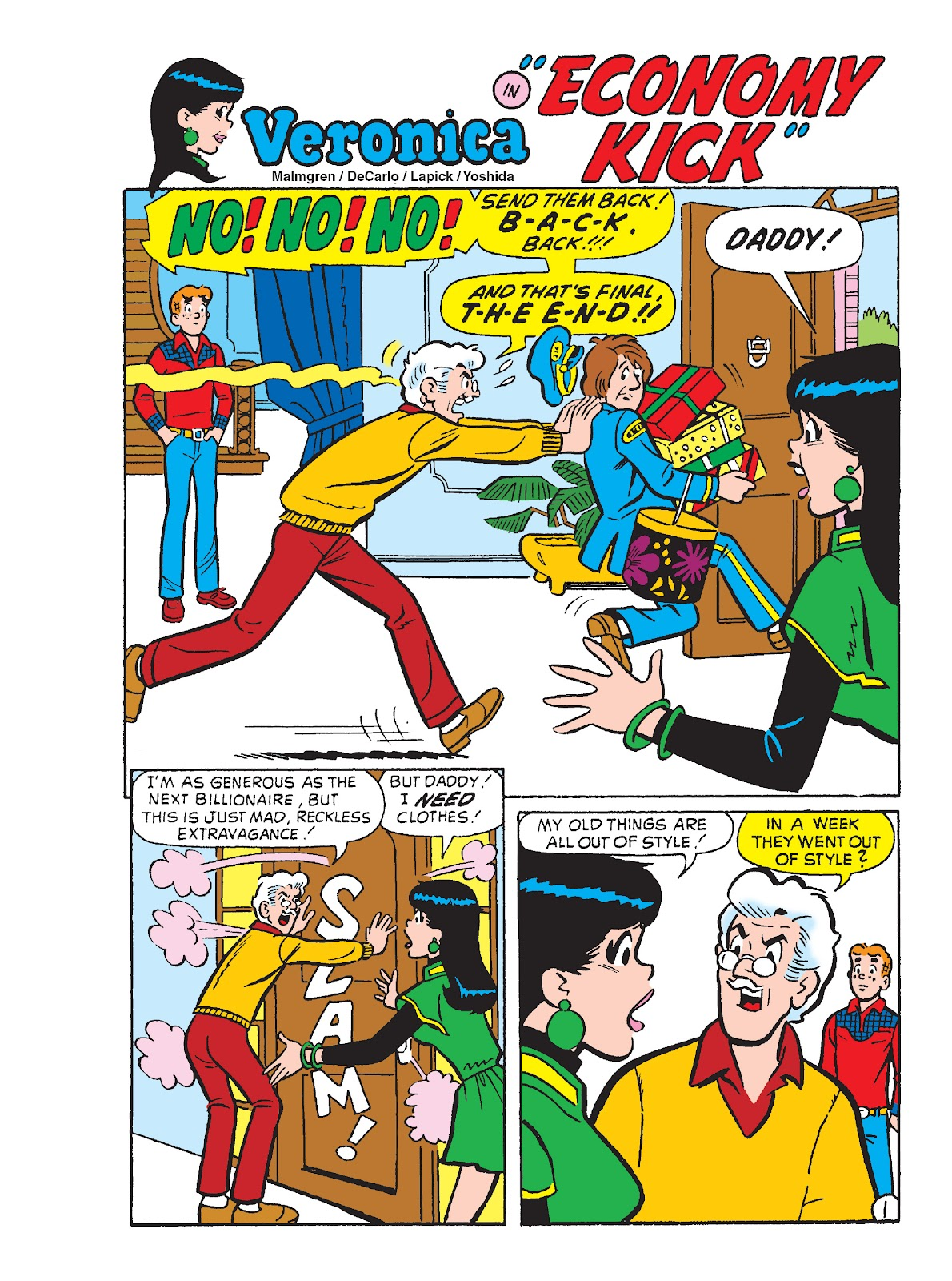 Betty and Veronica Double Digest issue 291 - Page 12