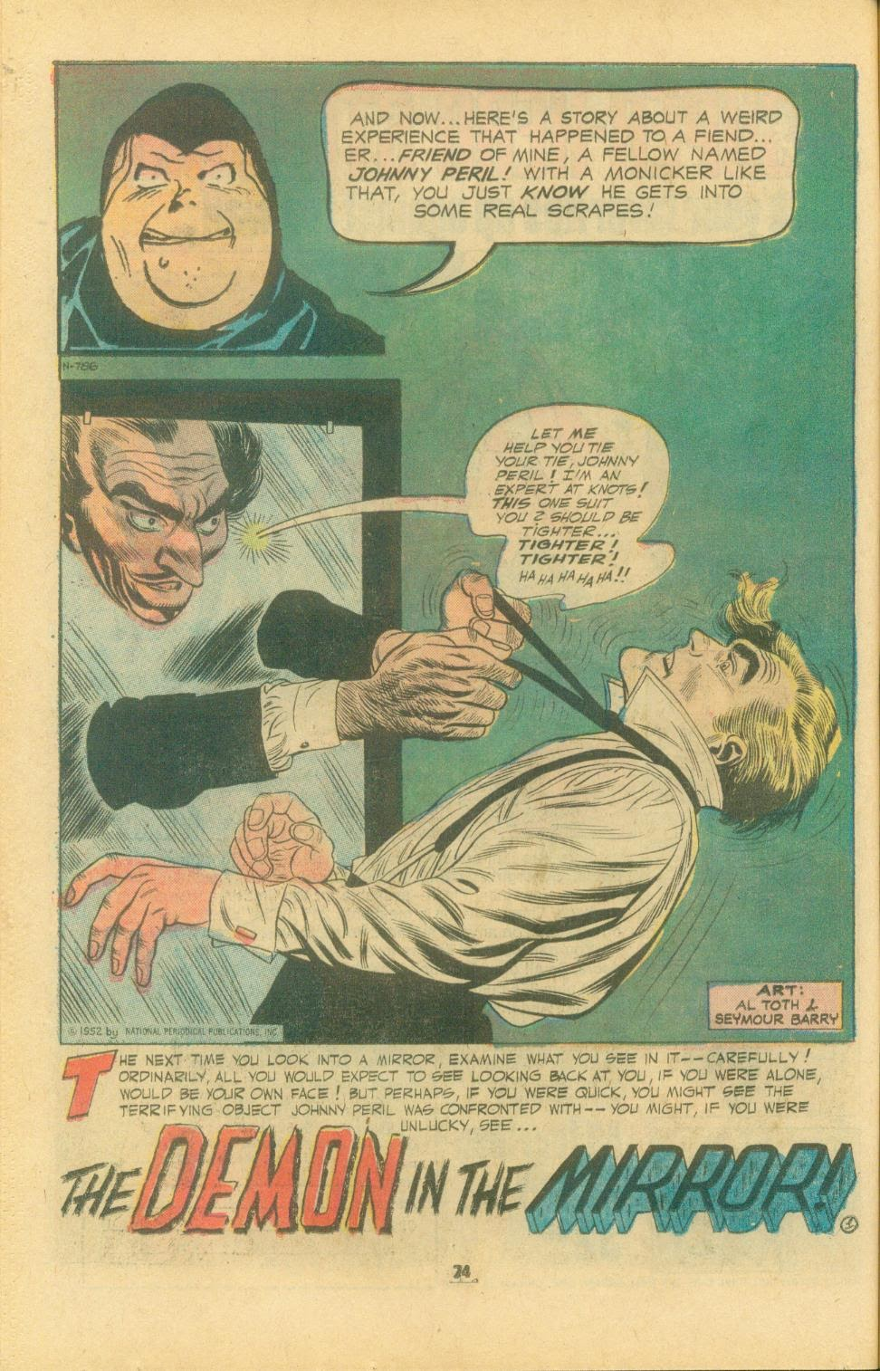 The Witching Hour (1969) issue 38 - Page 76