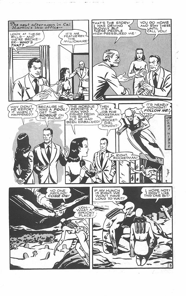 Read online Golden-Age Men of Mystery comic -  Issue #7 - 13