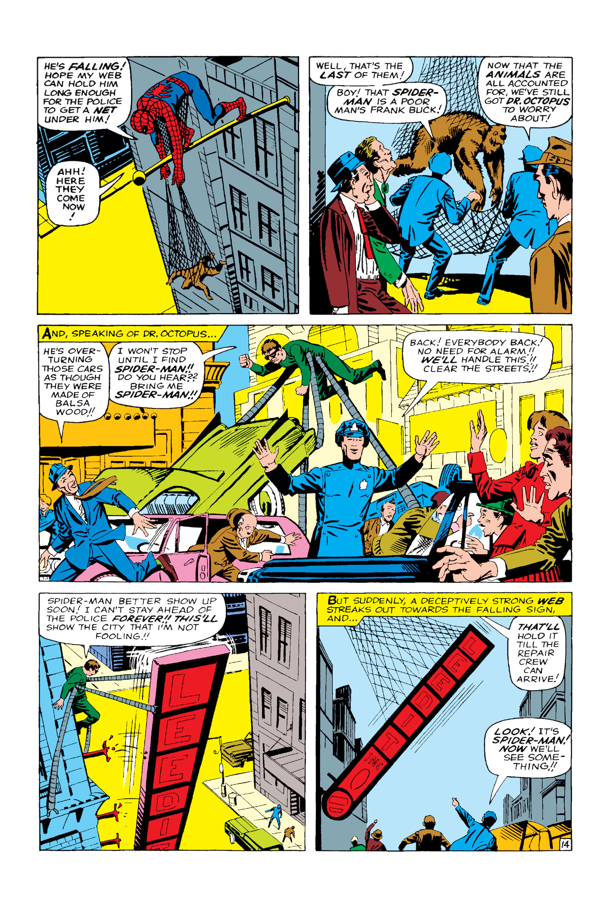 The Amazing Spider-Man (1963) 12 Page 14