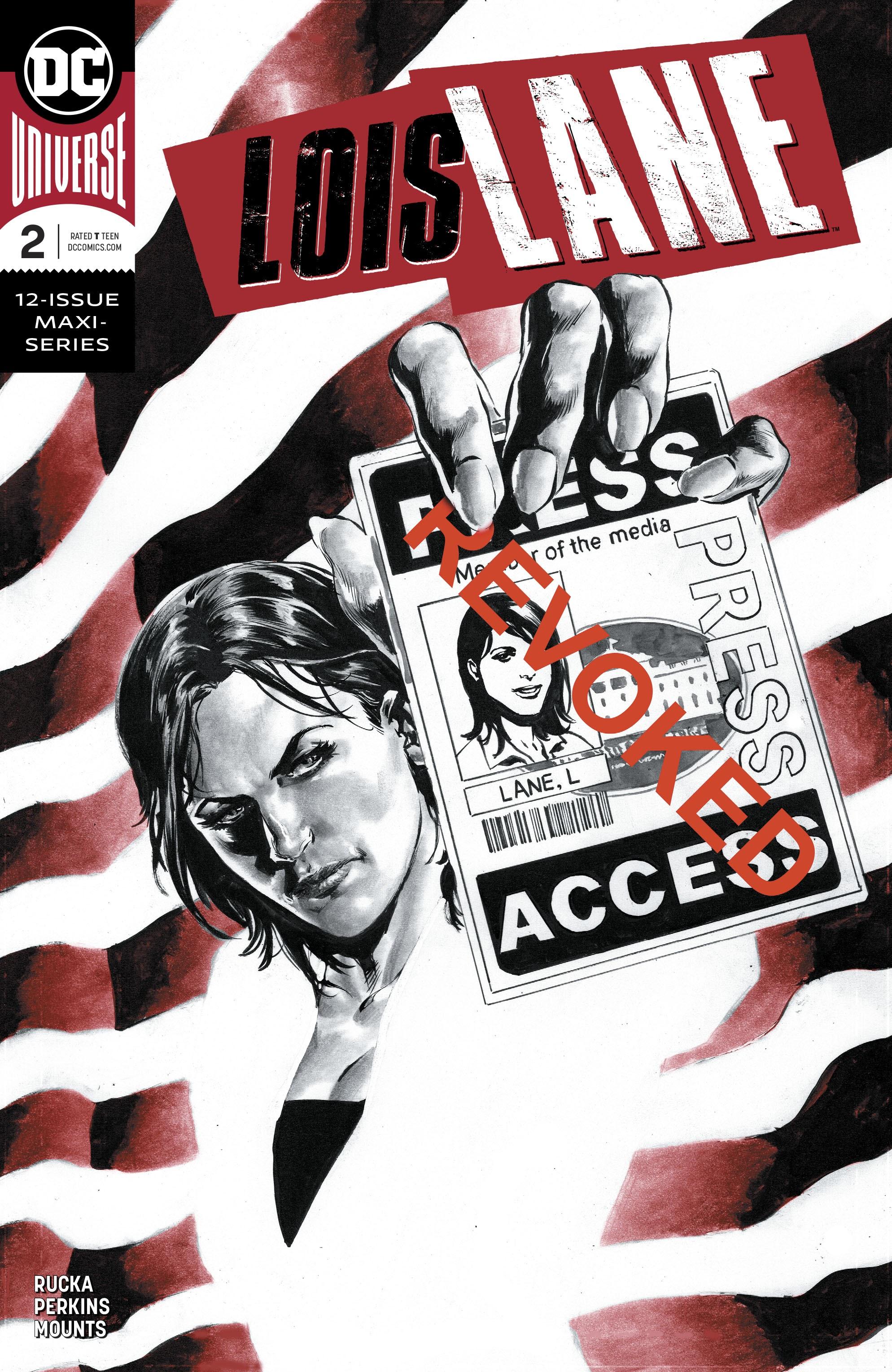 Lois Lane (2019) 2 Page 1