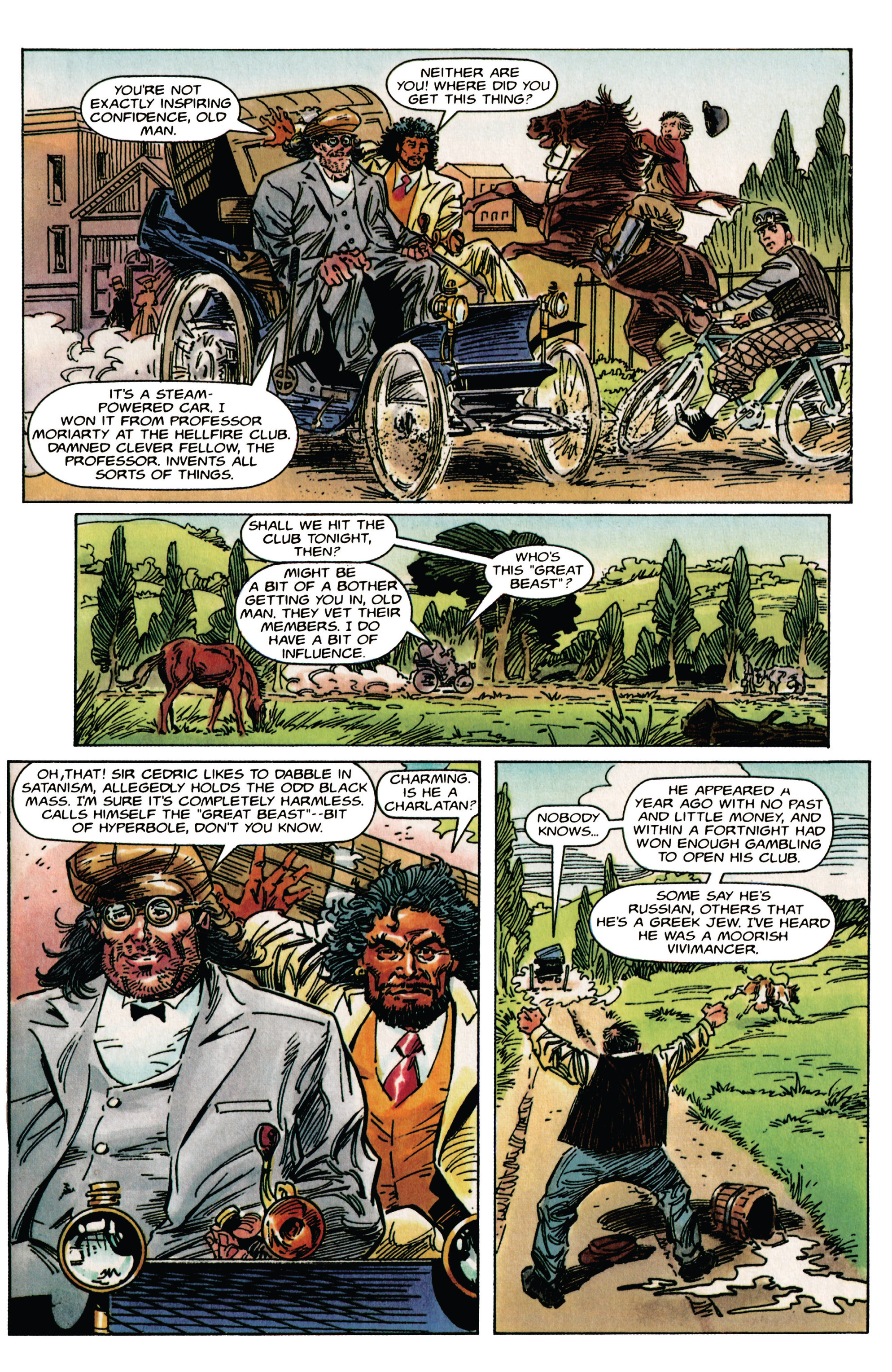 Read online Shadowman (1992) comic -  Issue # _TPB 1 - 14