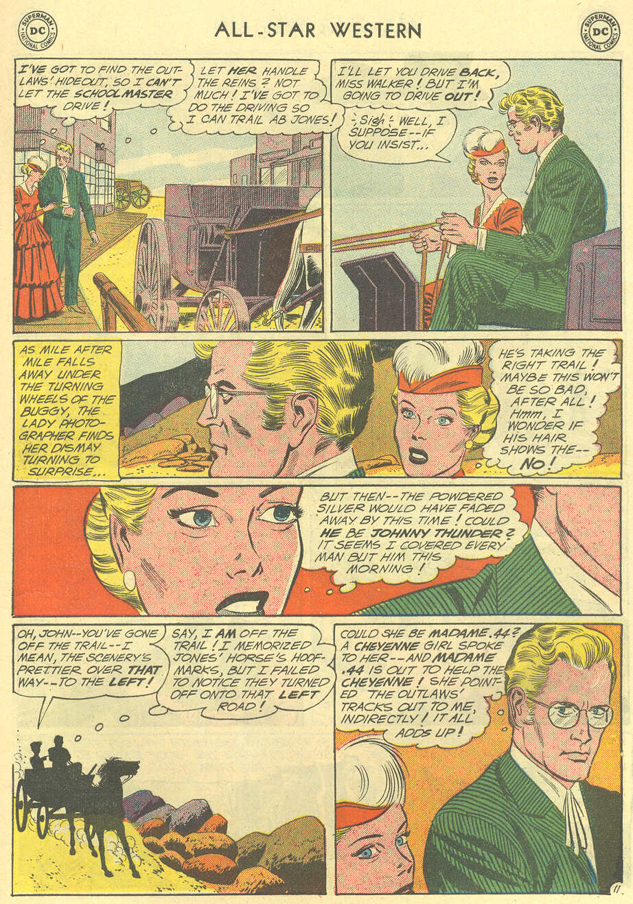 Read online All-Star Western (1951) comic -  Issue #119 - 15