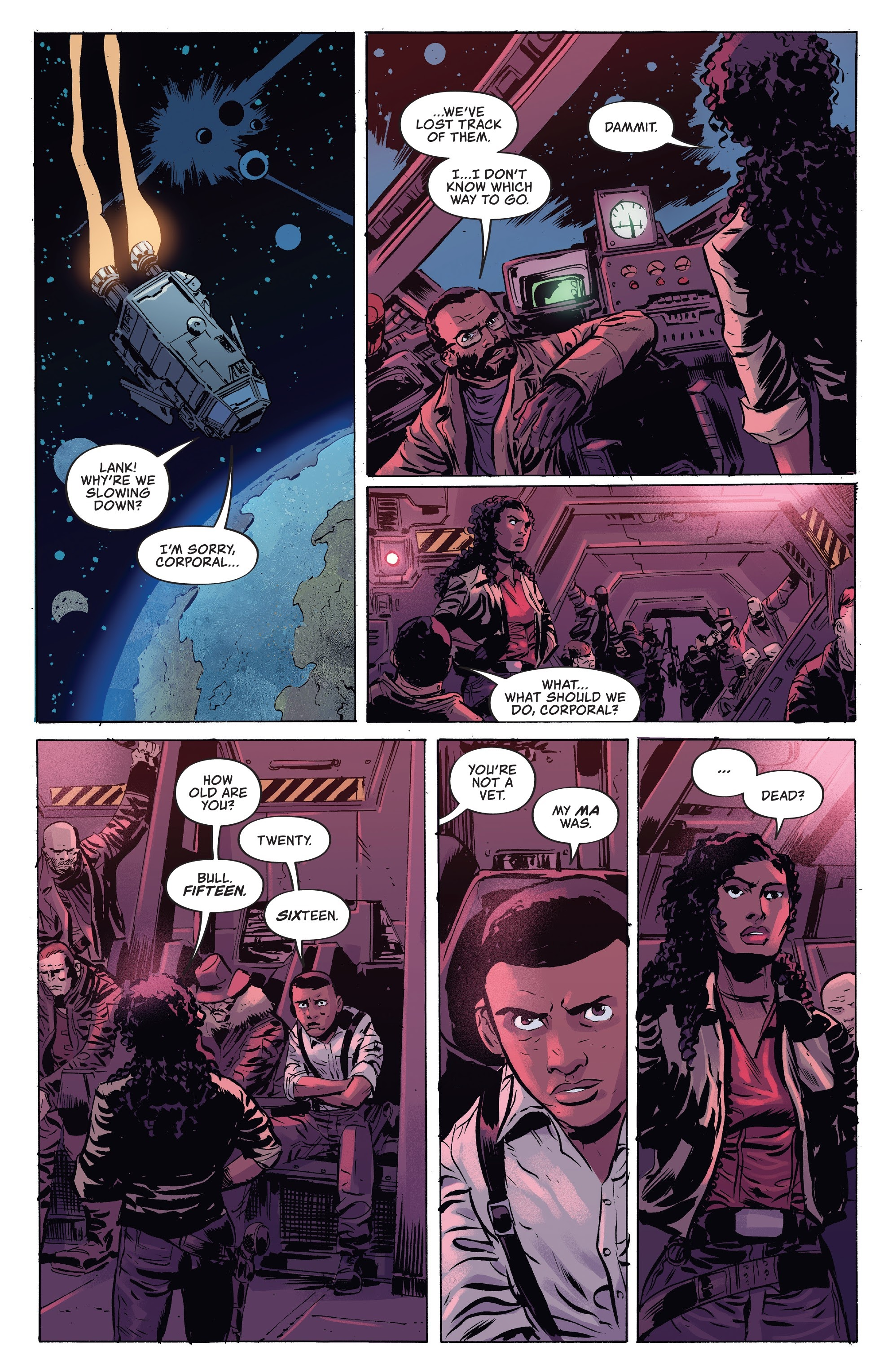 Read online Firefly comic -  Issue #7 - 15