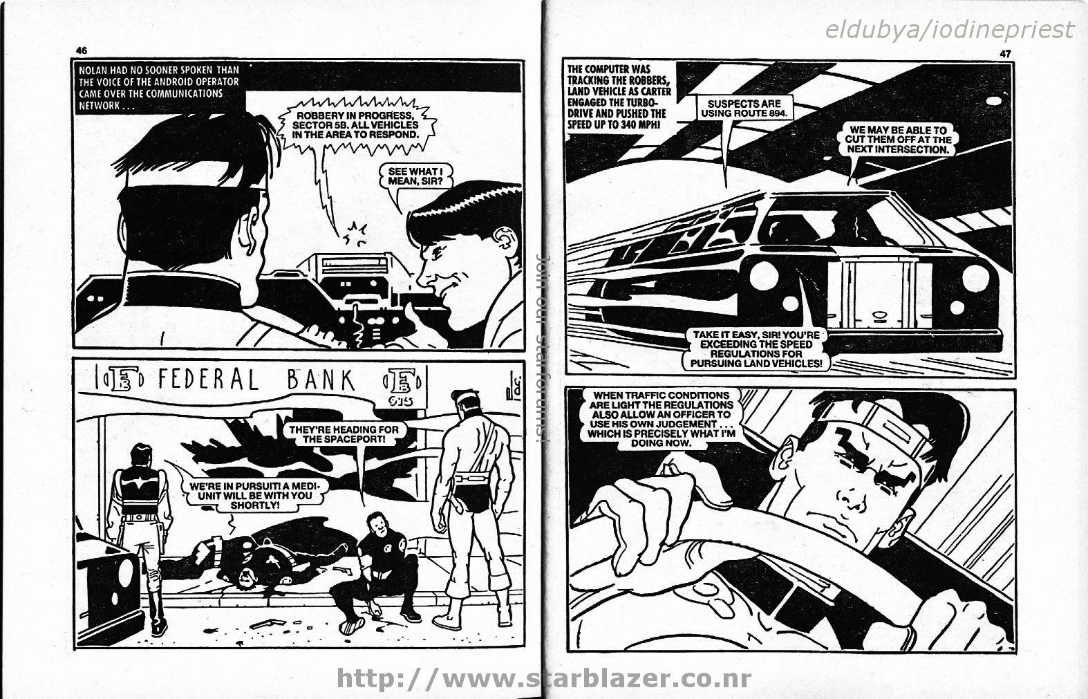 Starblazer issue 272 - Page 25